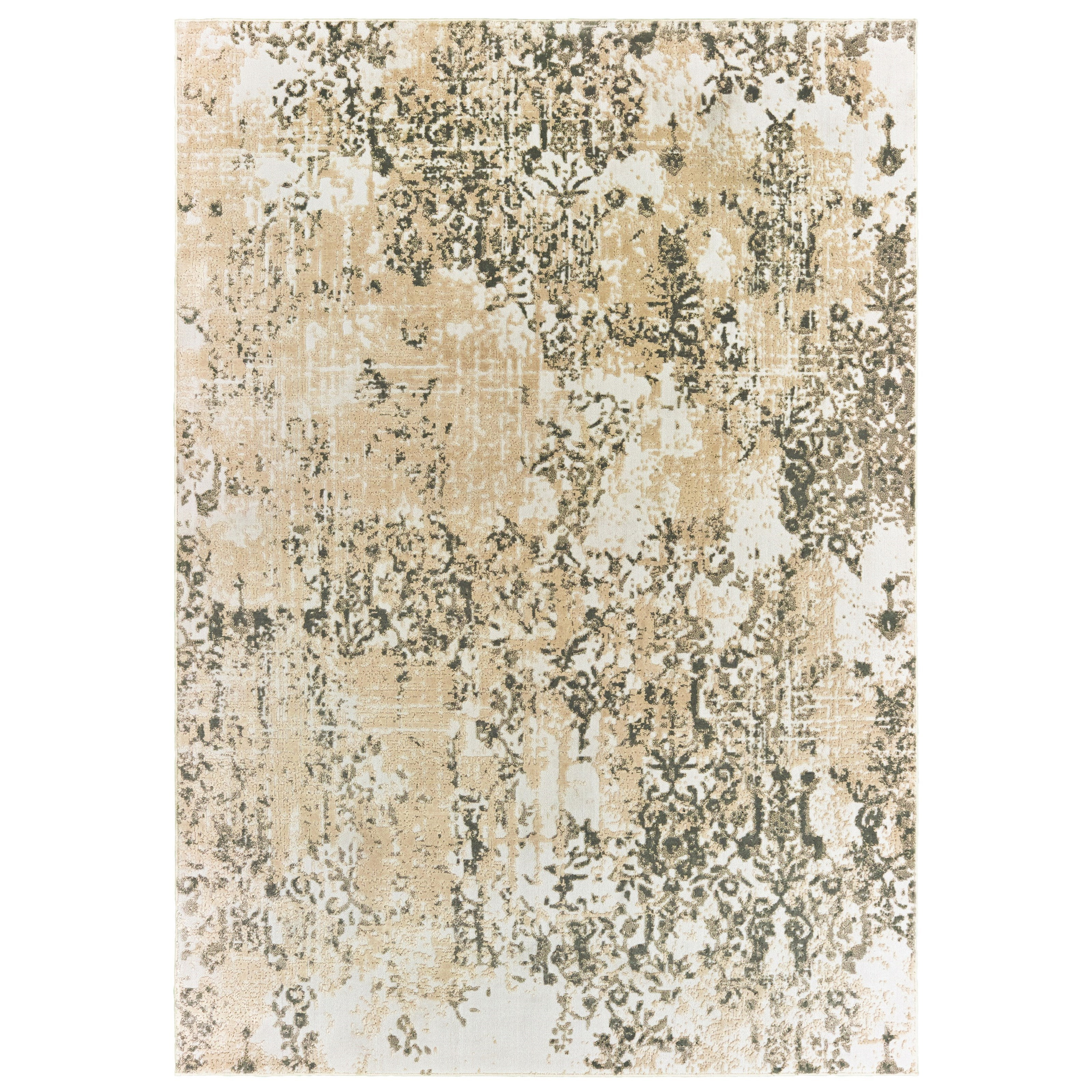 """Bowen 6' 7"""" X  9' 6"""" Rectangle Rug by Oriental Weavers at Godby Home Furnishings"""