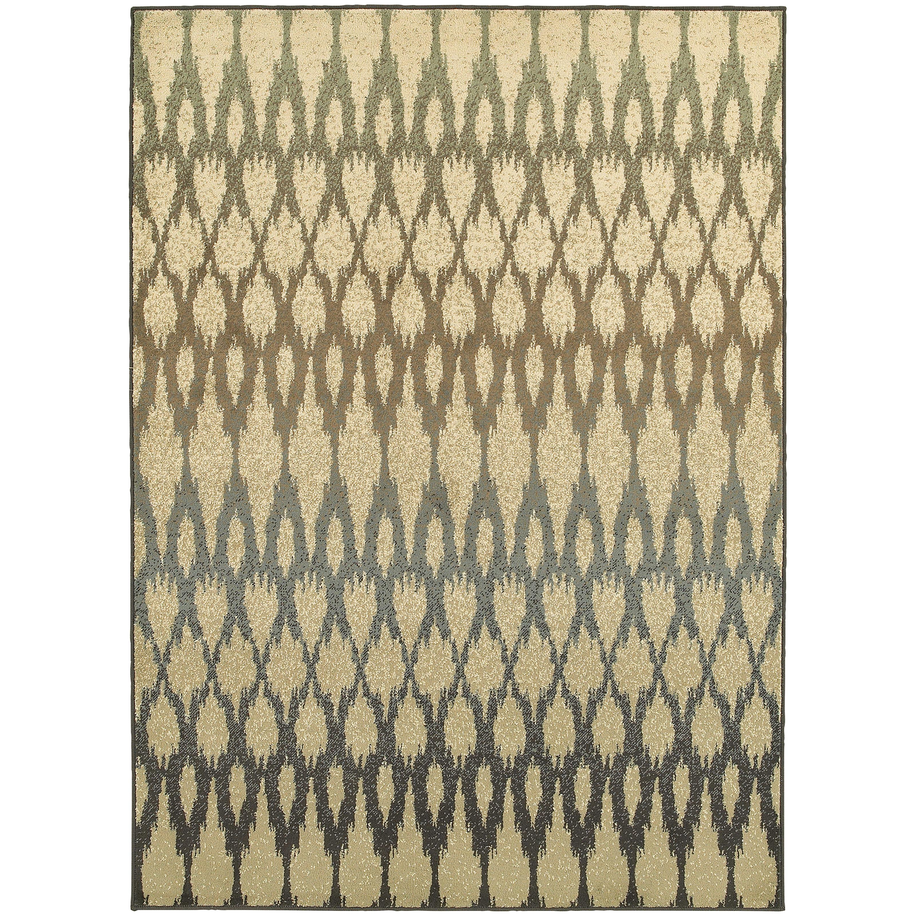 """Brentwood 5' 3"""" X  7' 3"""" Rug by Oriental Weavers at HomeWorld Furniture"""