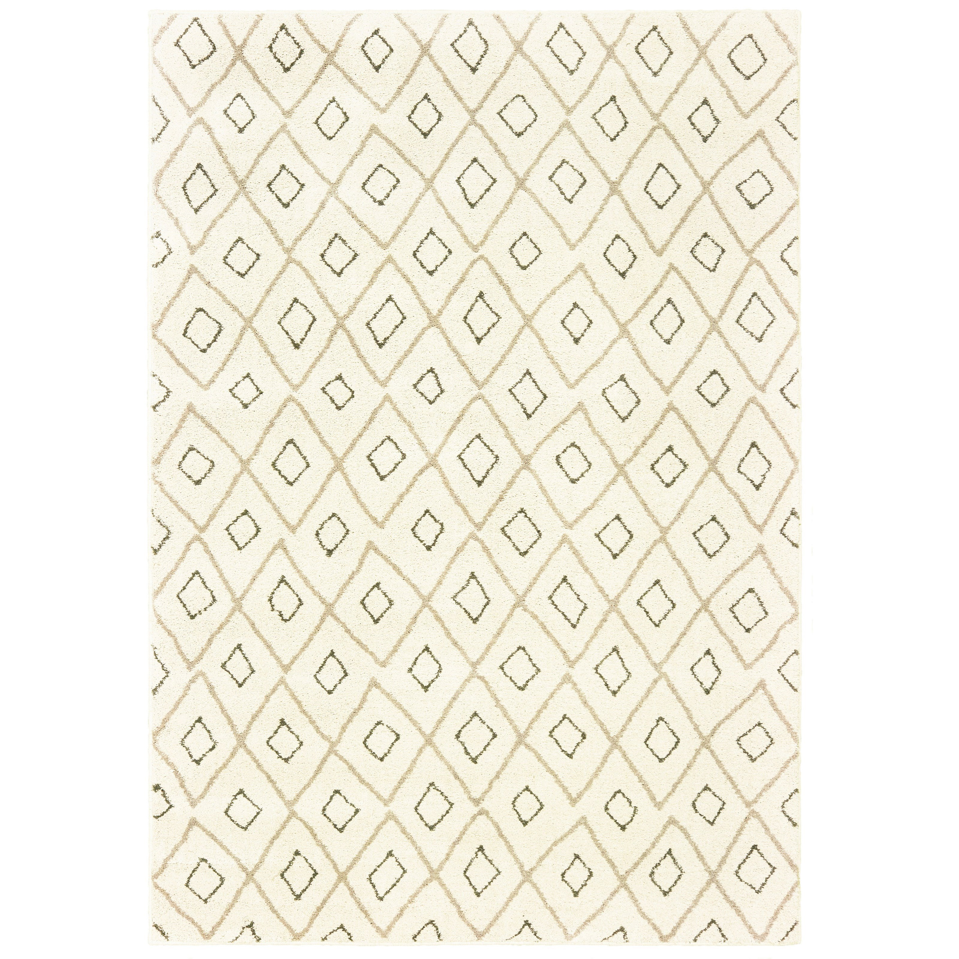 """Carson OW 6' 7"""" X  9' 2"""" Rectangle Rug by Oriental Weavers at Steger's Furniture"""