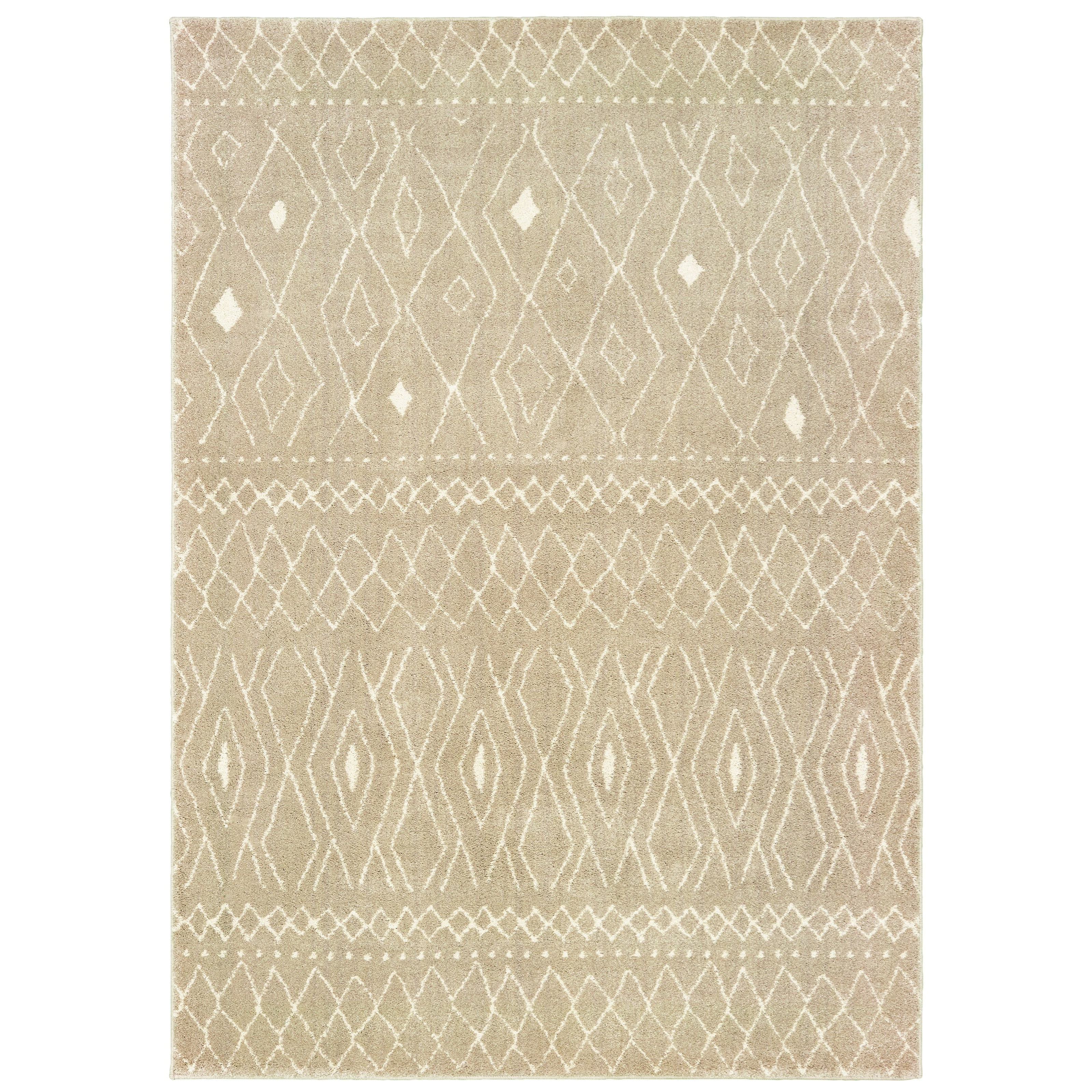 "Carson OW 5' 3"" X  7' 3"" Rectangle Rug by Oriental Weavers at Novello Home Furnishings"