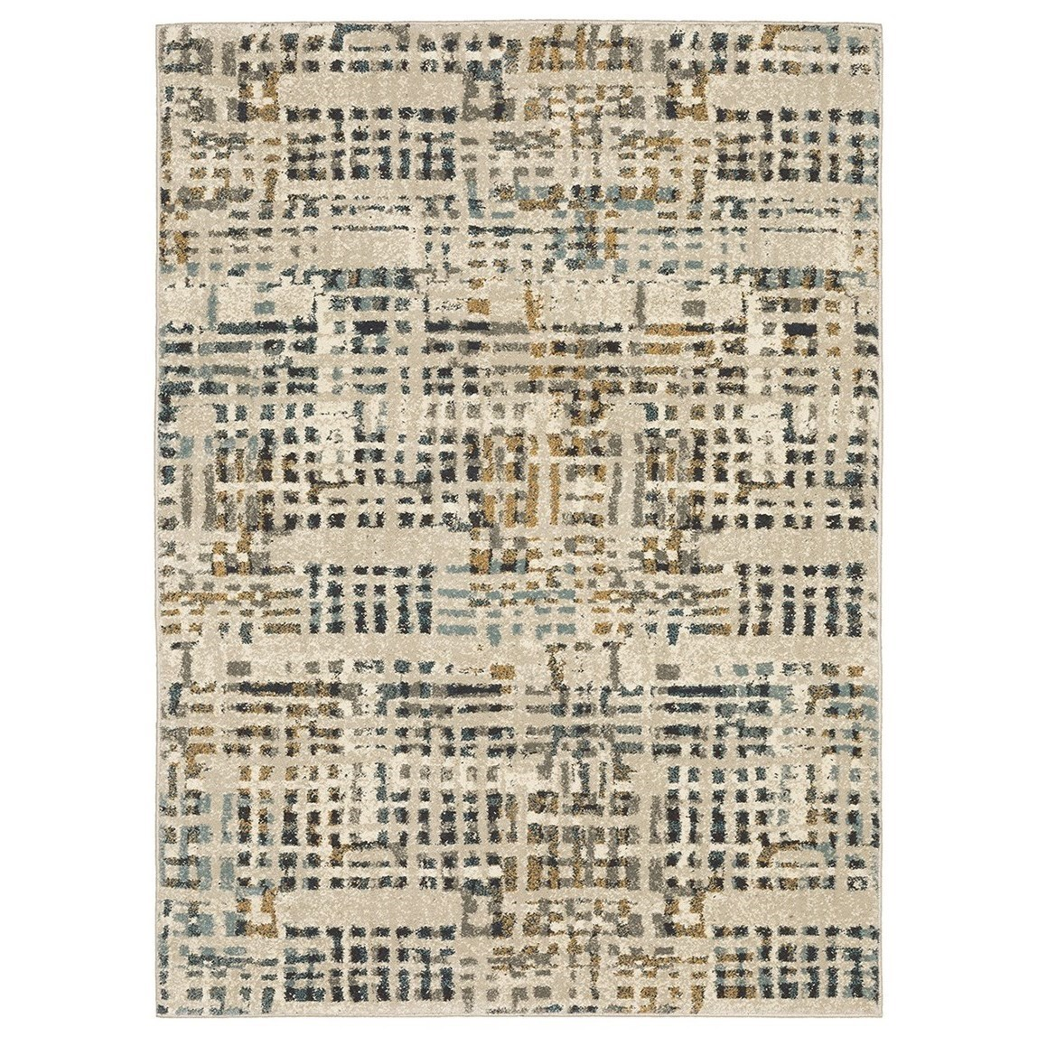 """Carson OW 5' 3"""" x 7' 3"""" Rug by Oriental Weavers at Steger's Furniture"""