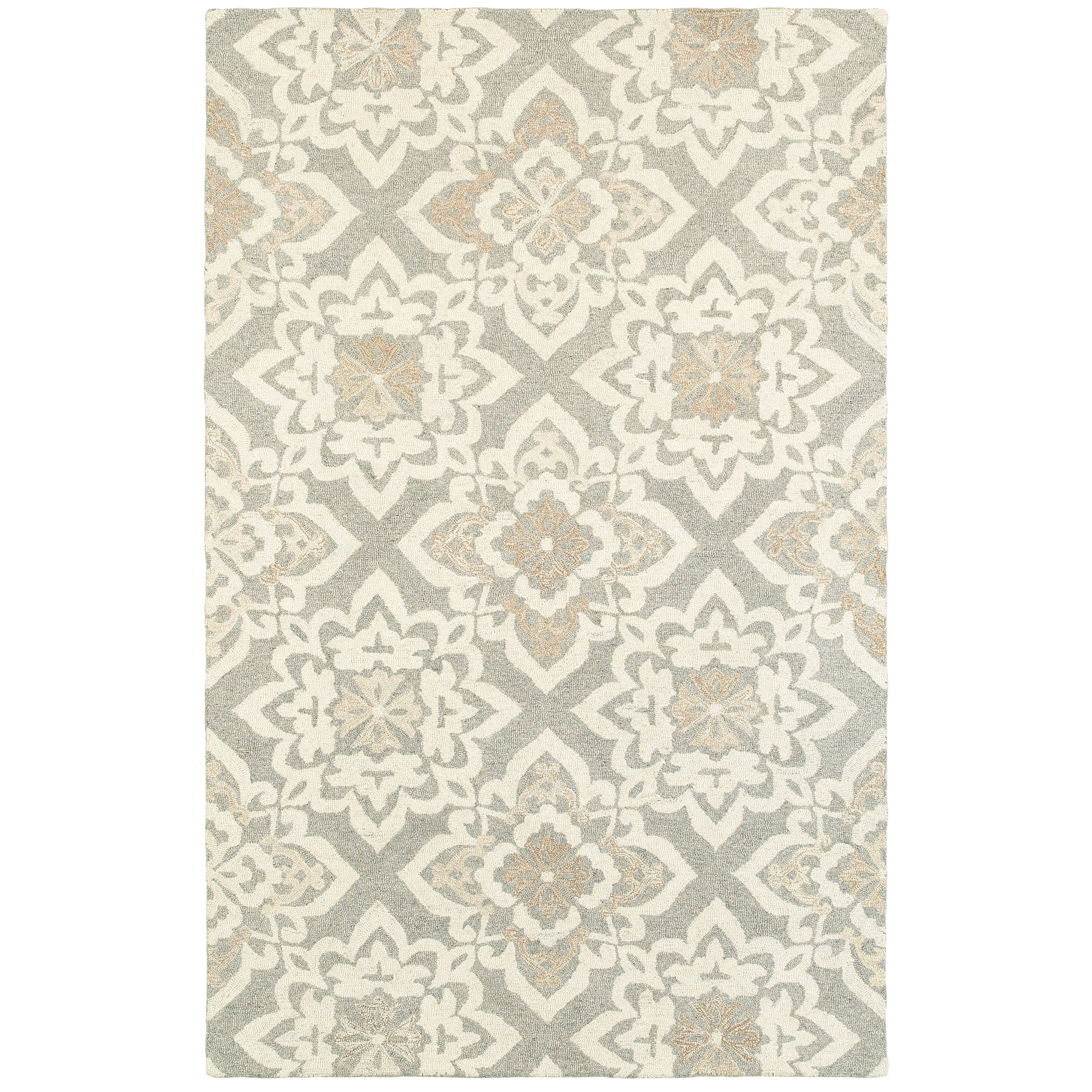 """Craft 8' 0"""" X 10' 0"""" Rectangle Rug by Oriental Weavers at Darvin Furniture"""