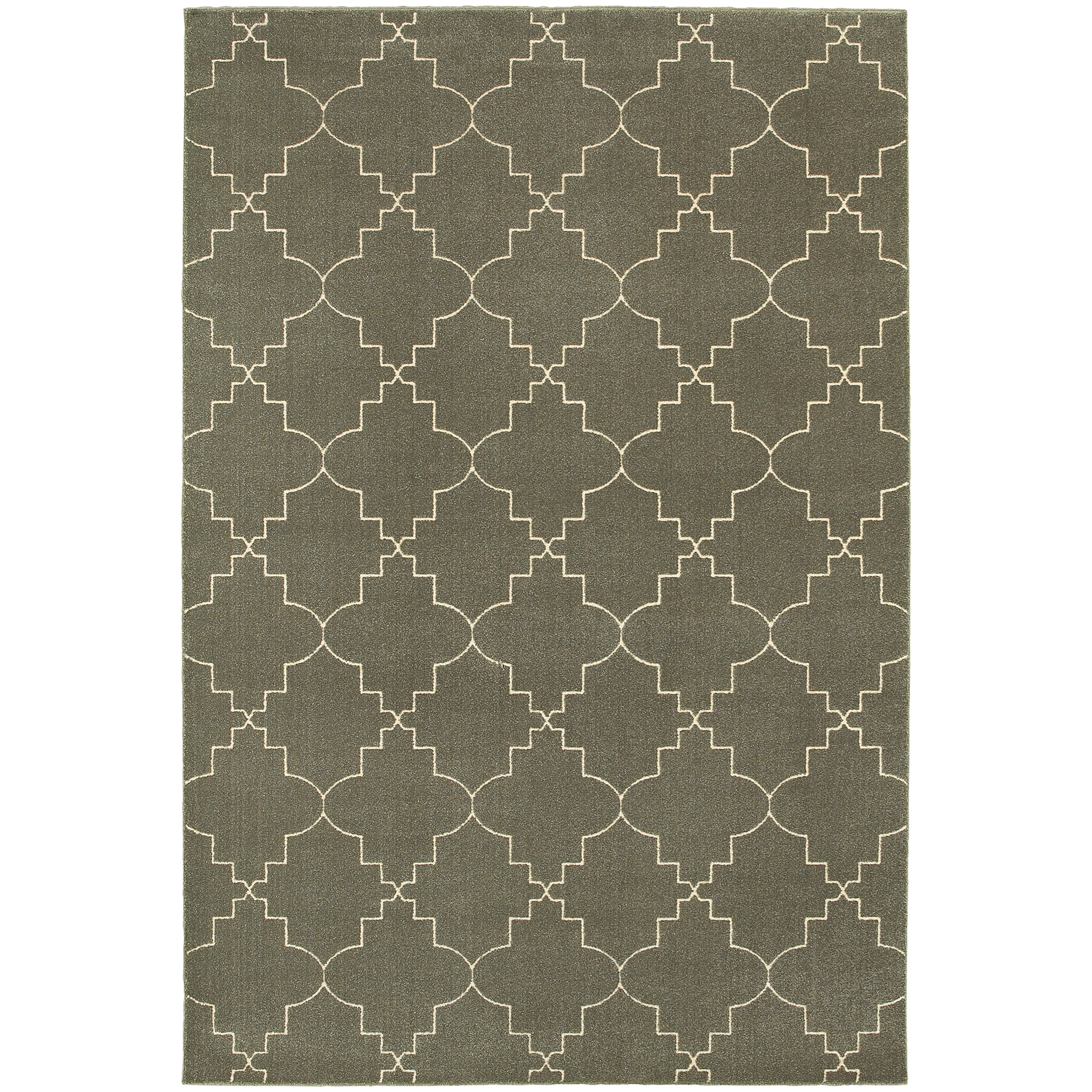 "Ellerson 3'10"" X  5' 5"" Rectangle Area Rug by Oriental Weavers at Steger's Furniture"