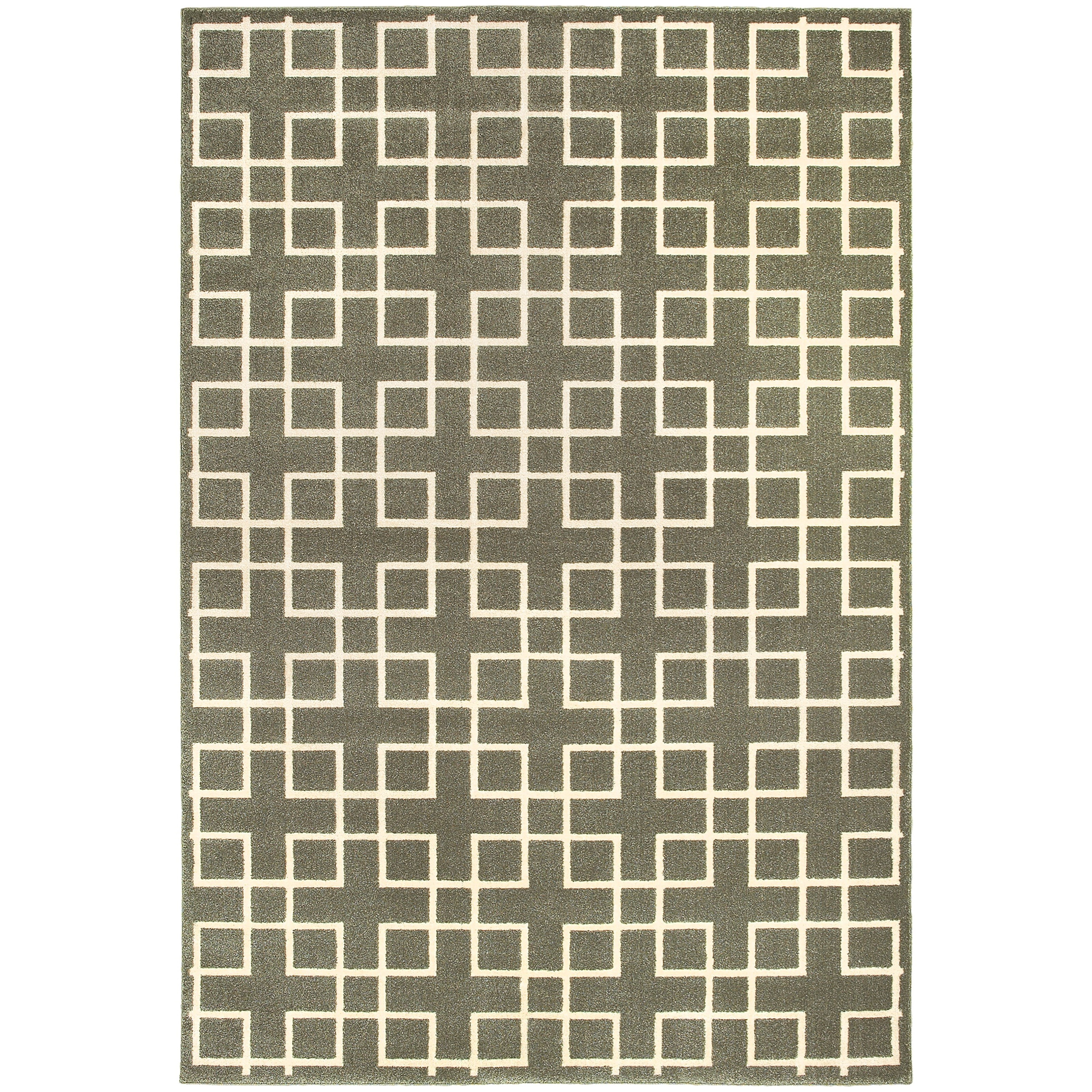 "Ellerson 7'10"" X 10'10"" Rectangle Area Rug by Oriental Weavers at Godby Home Furnishings"