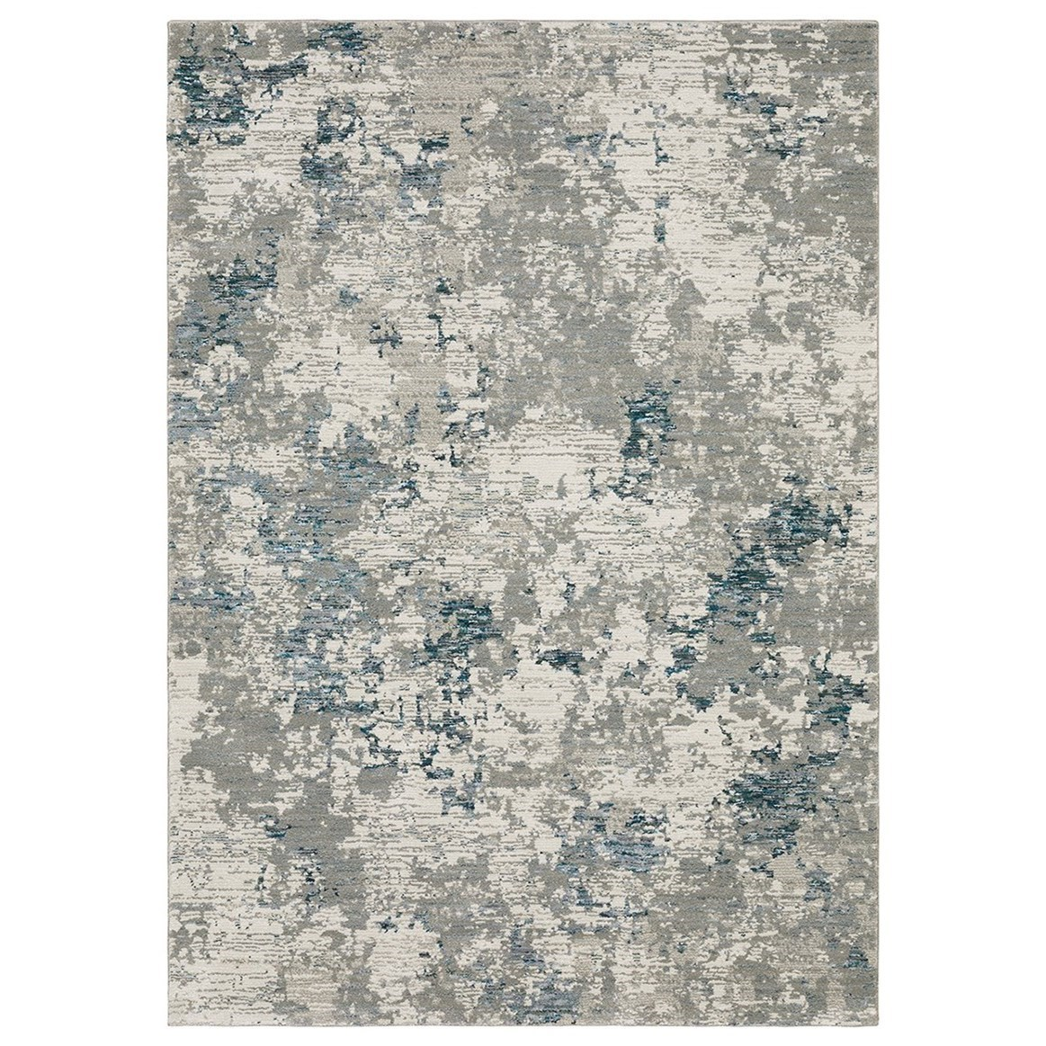 """Evolution 7' 10"""" x 10' 10"""" Rug by Oriental Weavers at Darvin Furniture"""