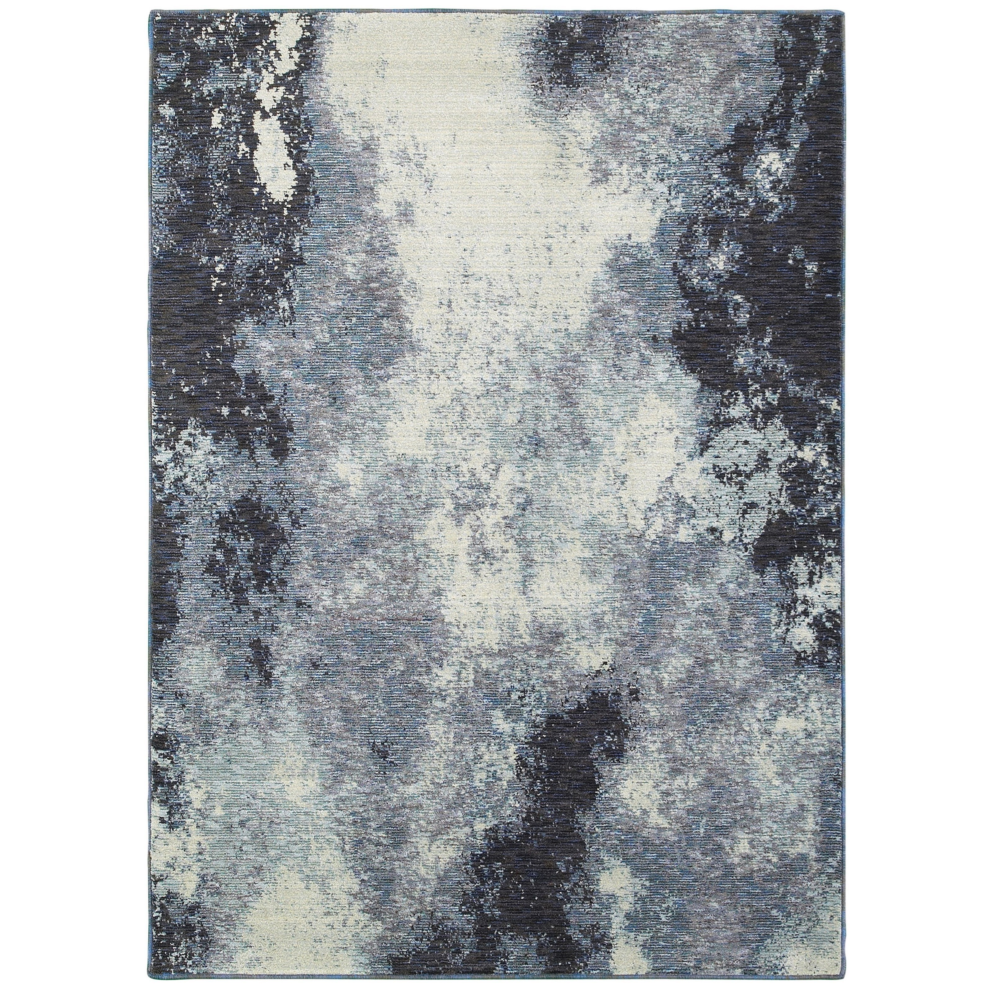 """Evolution 7'10"""" X 10'10"""" Rectangle Rug by Oriental Weavers at Steger's Furniture"""