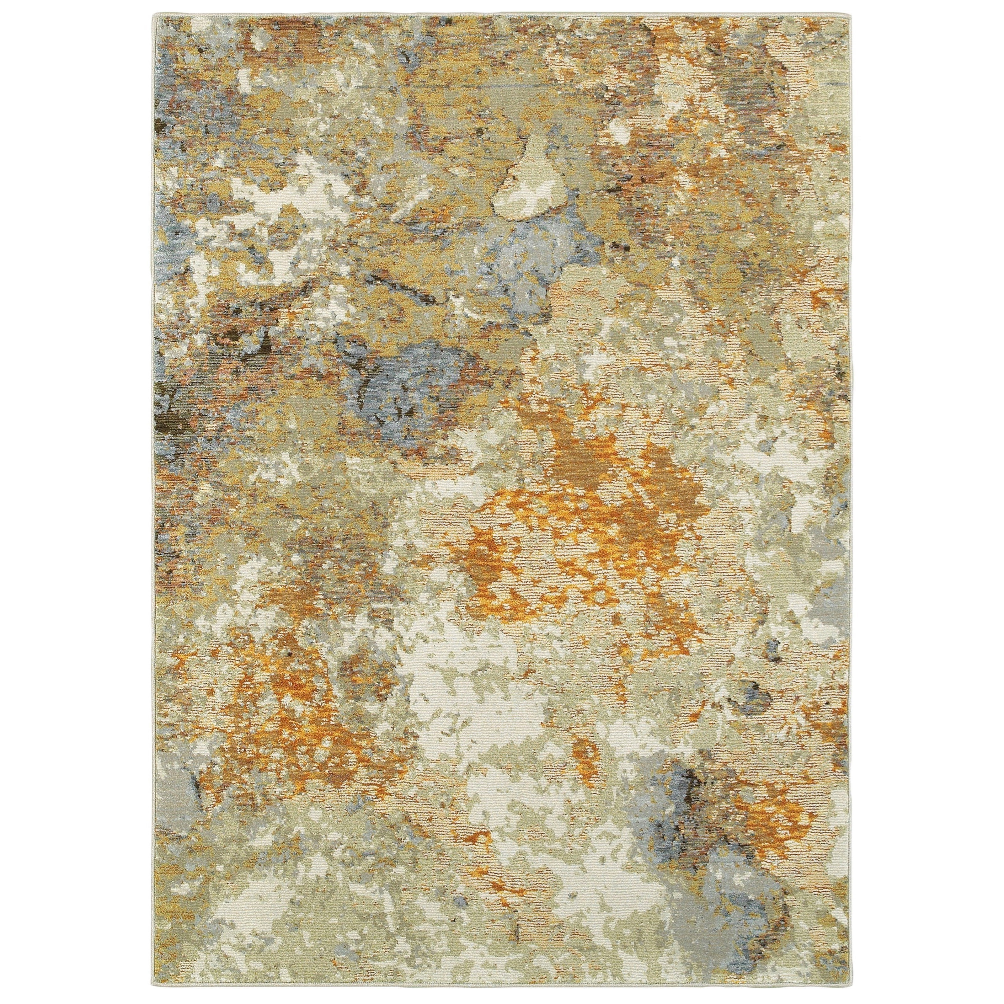 """Evolution 7'10"""" X 10'10"""" Rectangle Rug by Oriental Weavers at Novello Home Furnishings"""