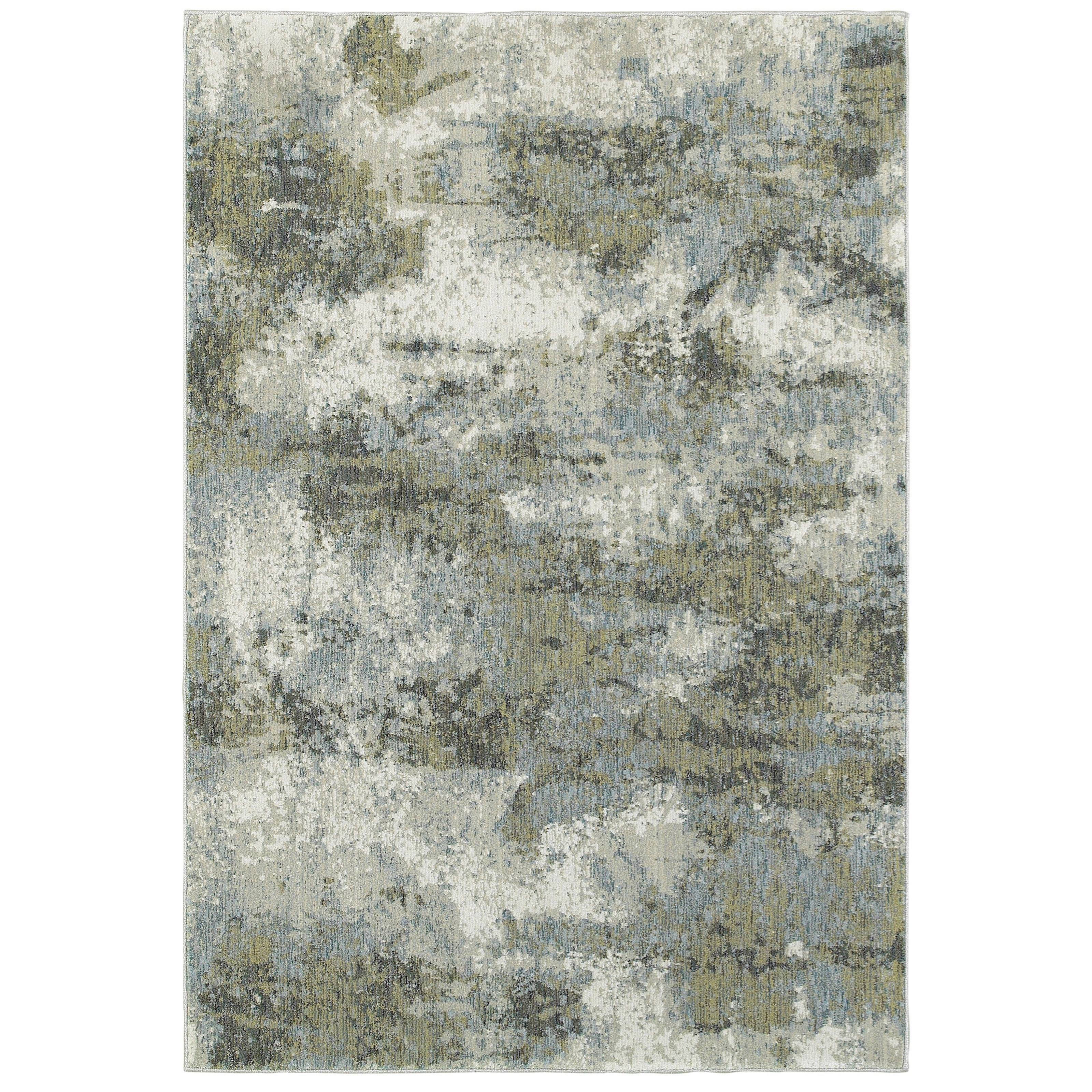 "Evolution 6' 7"" X  9' 6"" Rectangle Rug by Oriental Weavers at Dunk & Bright Furniture"