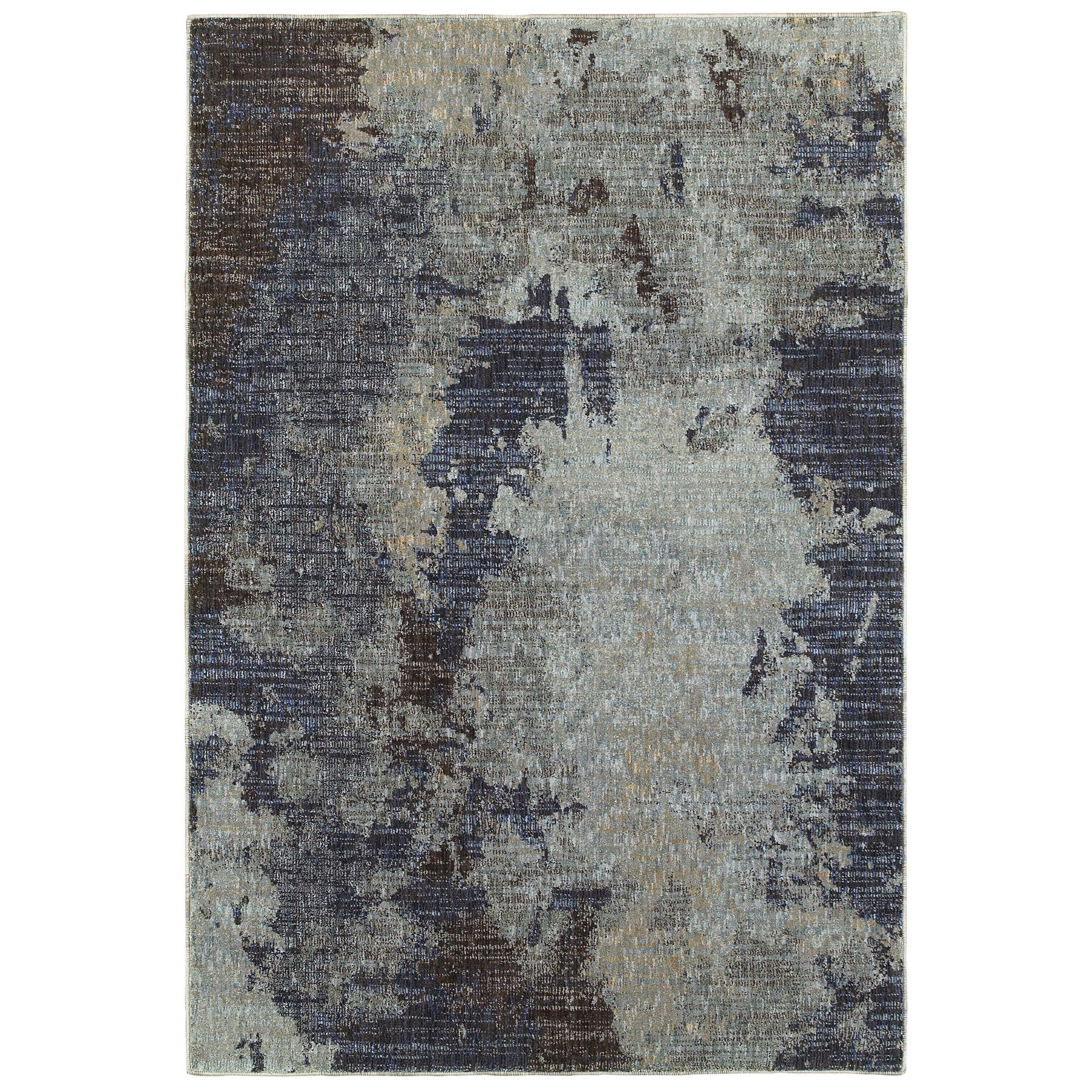 "Evolution 3' 3"" X  5' 2"" Rectangle Rug by Oriental Weavers at Furniture Superstore - Rochester, MN"