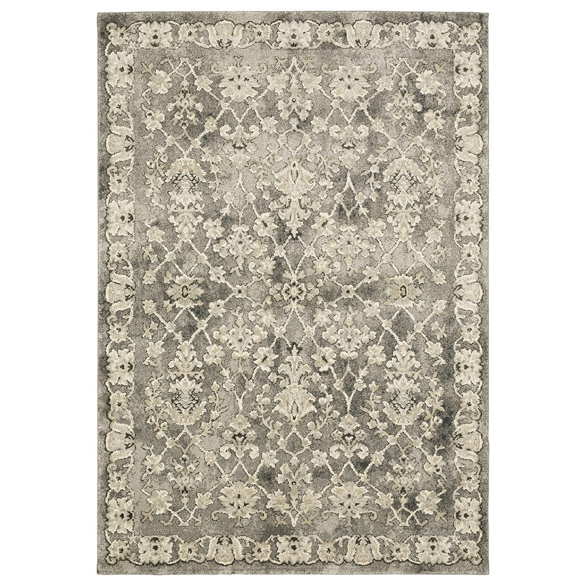 """Florence 5' 3"""" x 7' 6"""" Rug by Oriental Weavers at Novello Home Furnishings"""