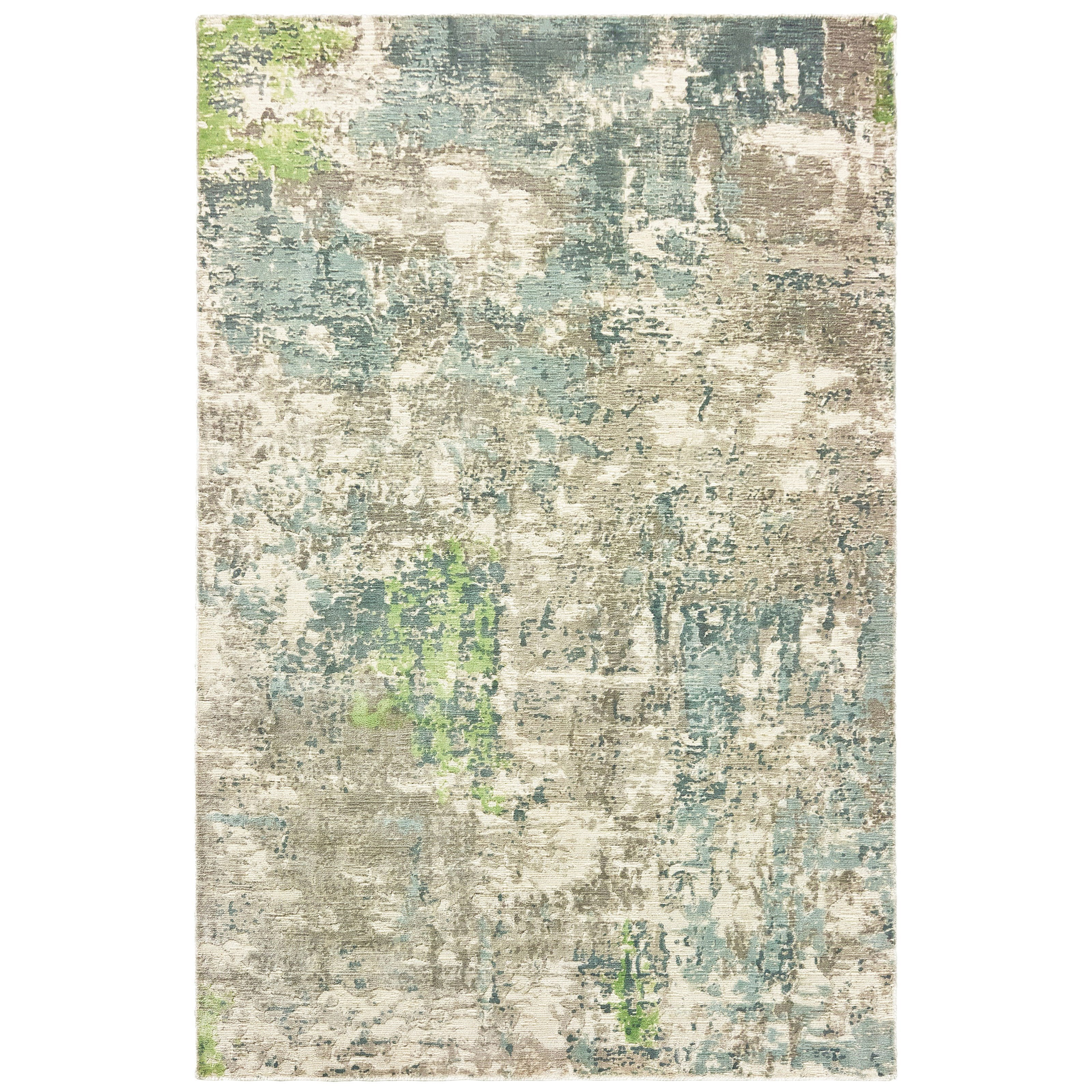 Formations 8' X 10' Rectangle Rug by Oriental Weavers at Jacksonville Furniture Mart