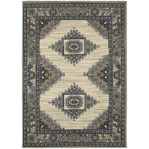 "5' 3"" X  7' 6"" Rectangle Area Rug"