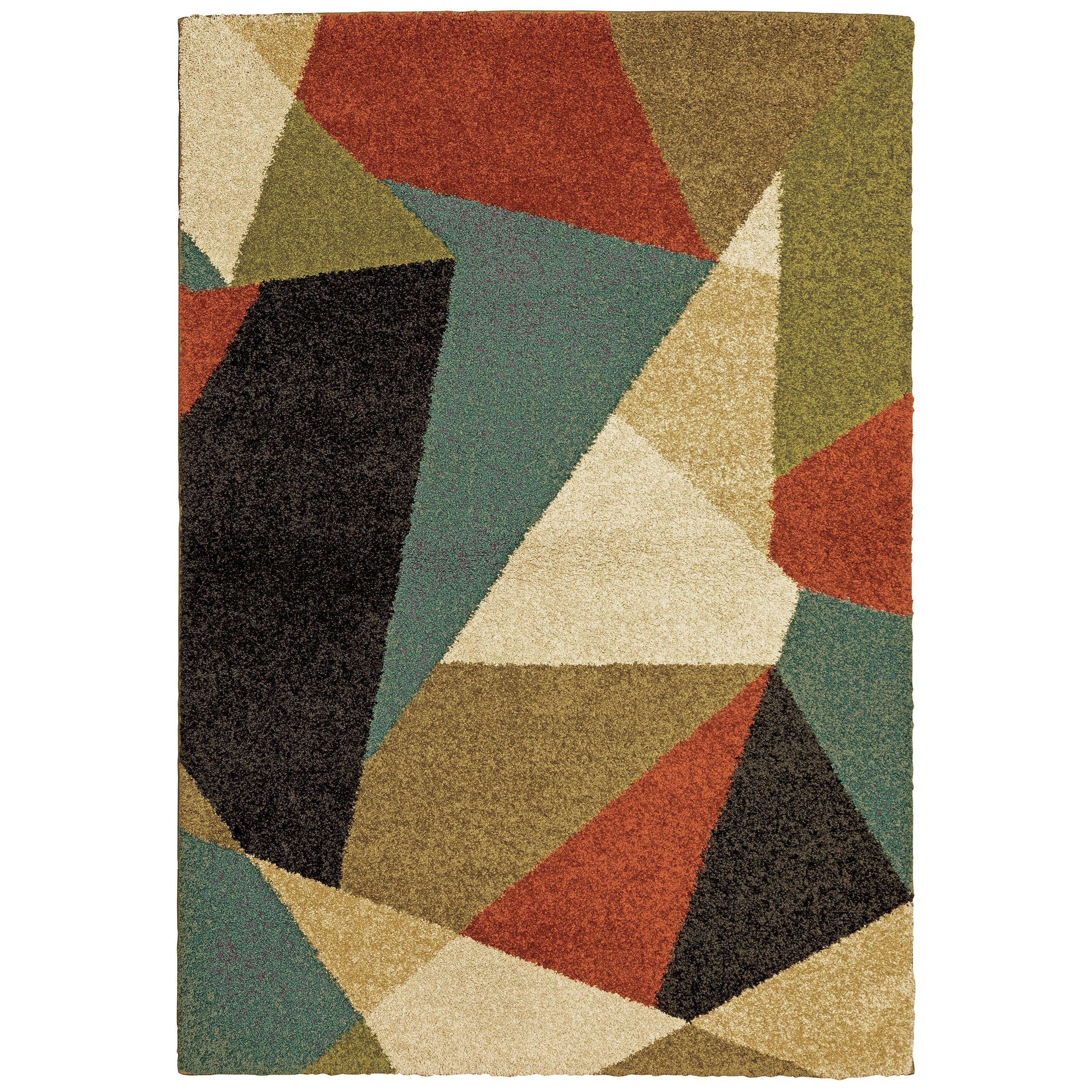 """Kendall 6' 7"""" X  9' 6"""" Rectangle Rug by Oriental Weavers at Steger's Furniture"""