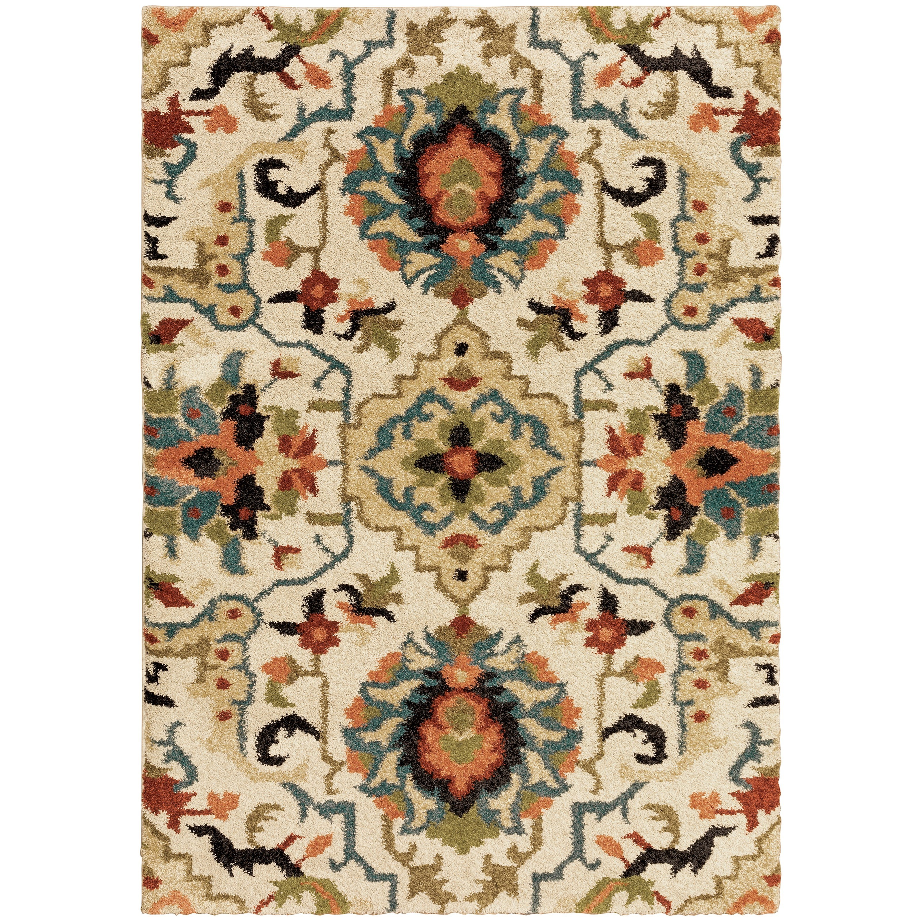 """Kendall 9'10"""" X 12'10"""" Rectangle Rug by Oriental Weavers at Steger's Furniture"""
