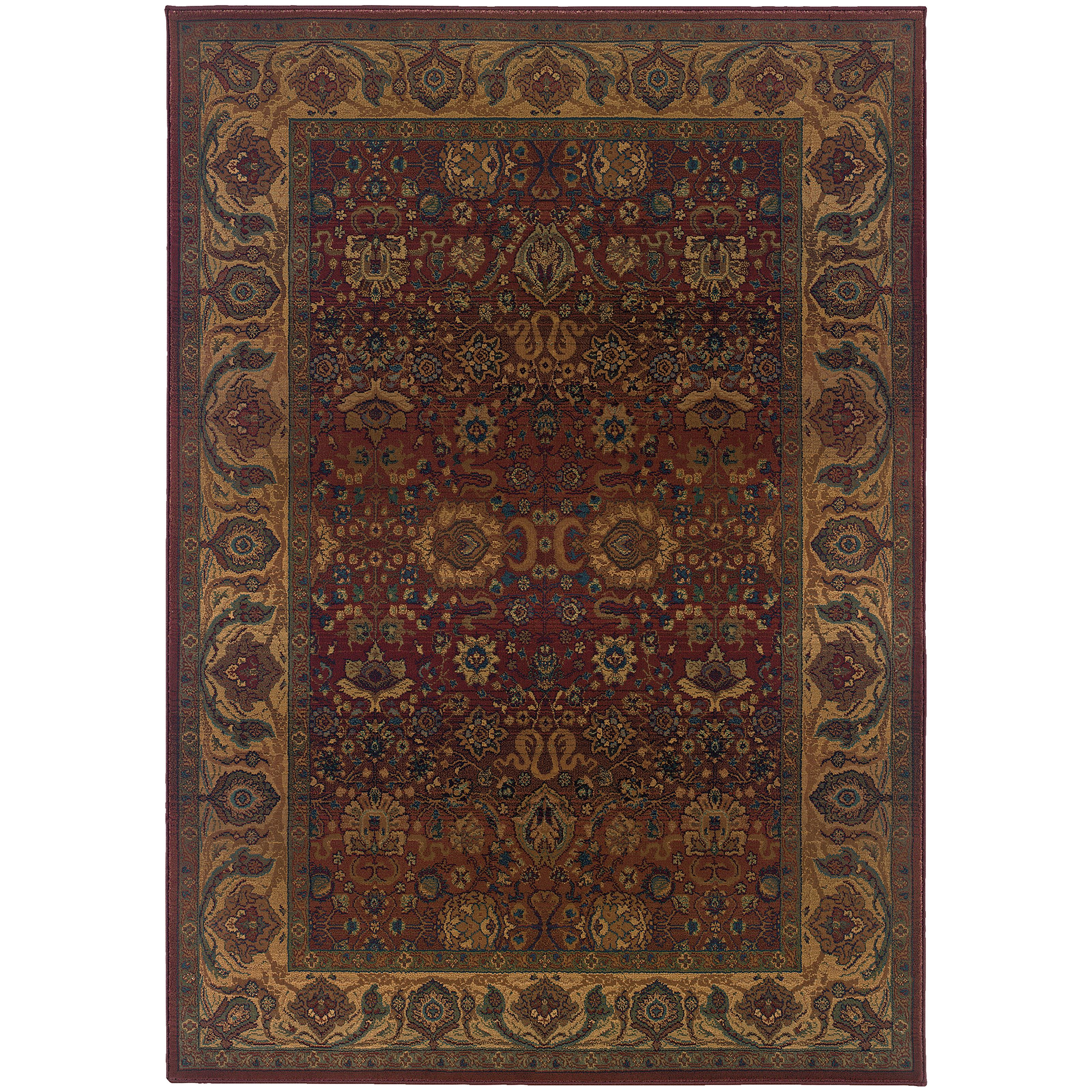 "Kharma 7'10"" X 11' Rug by Oriental Weavers at Steger's Furniture"