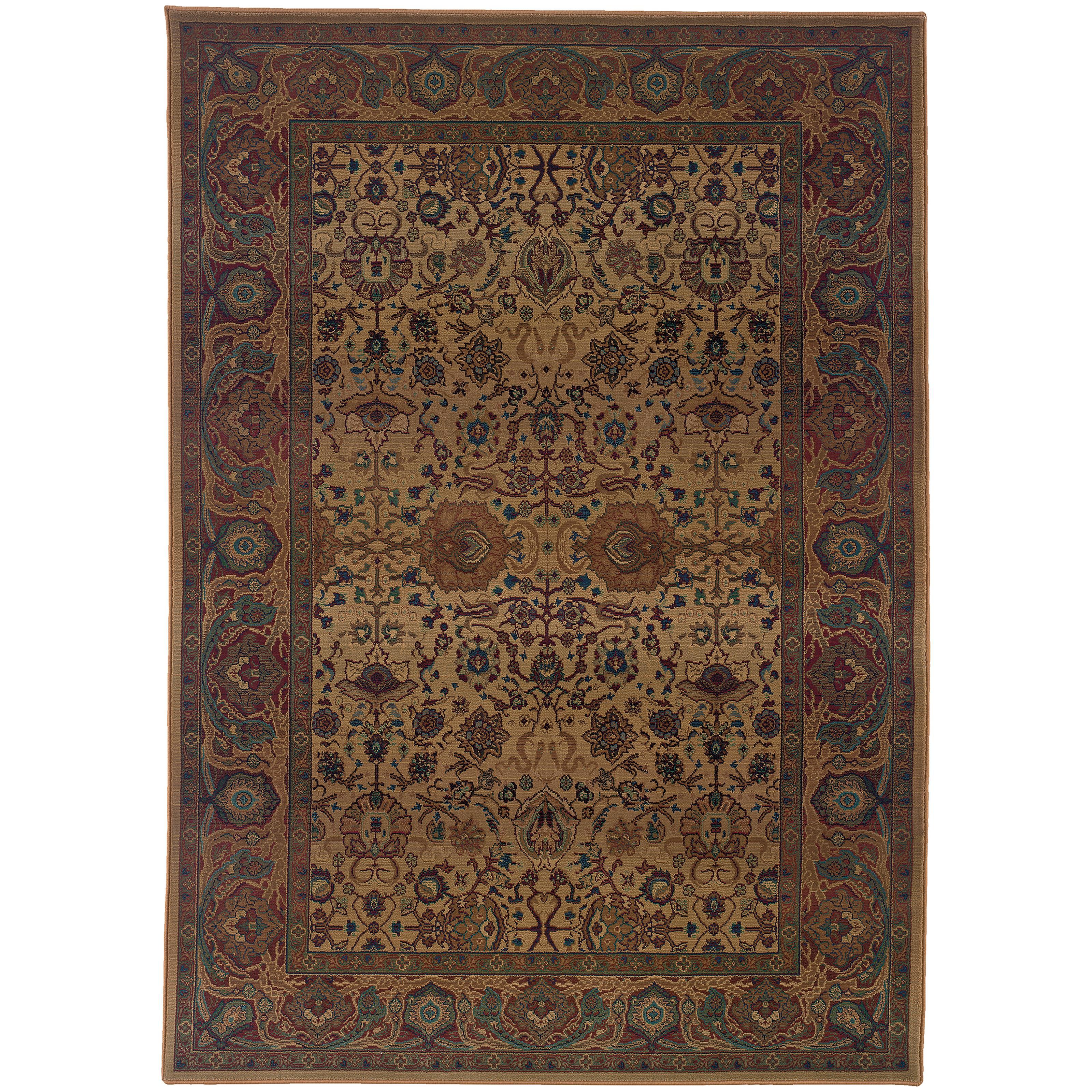 "Kharma 5' 3"" X  7' 6"" Rug by Oriental Weavers at Steger's Furniture"