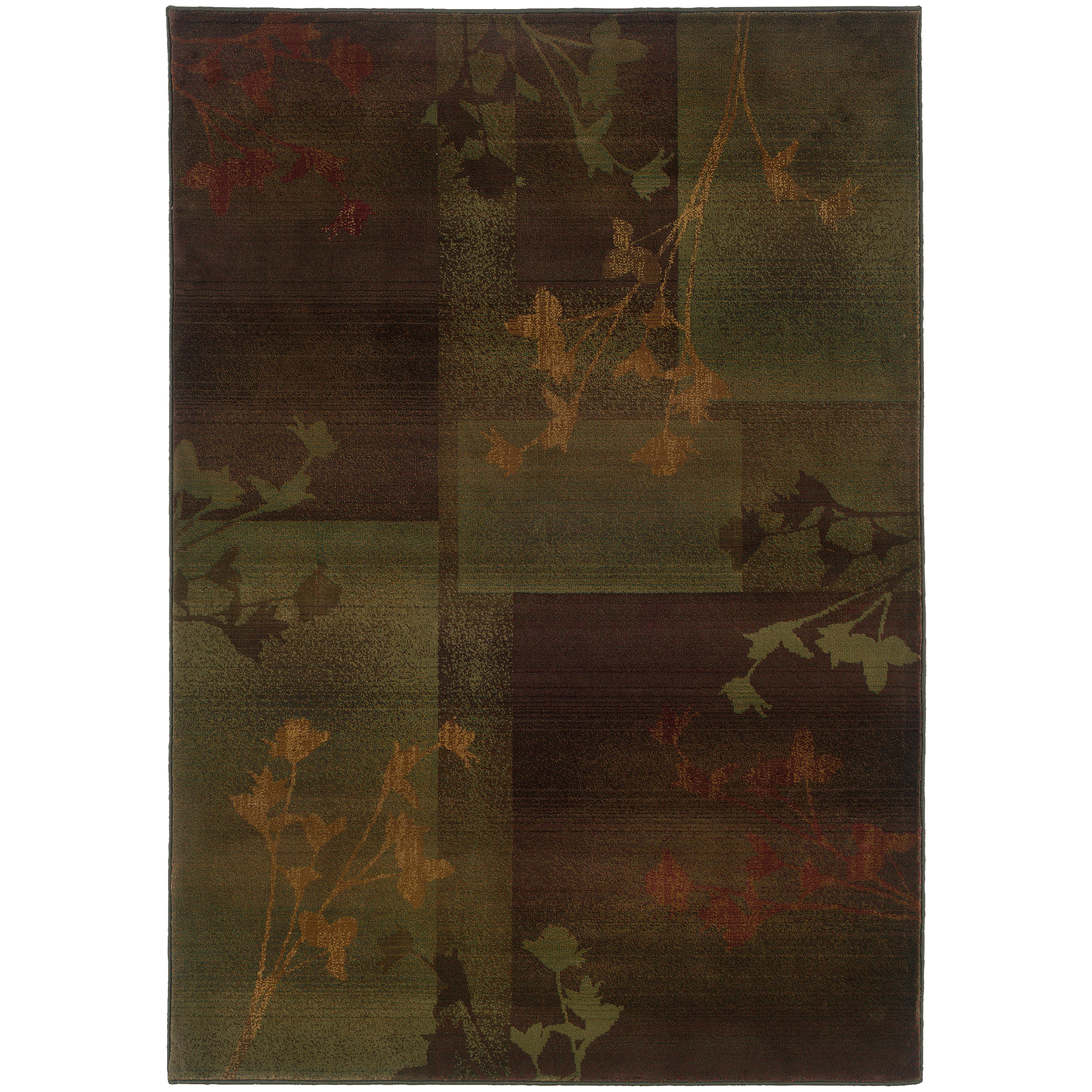 "Kharma Ii 6' 7"" X  9' 1"" Rug by Oriental Weavers at Novello Home Furnishings"