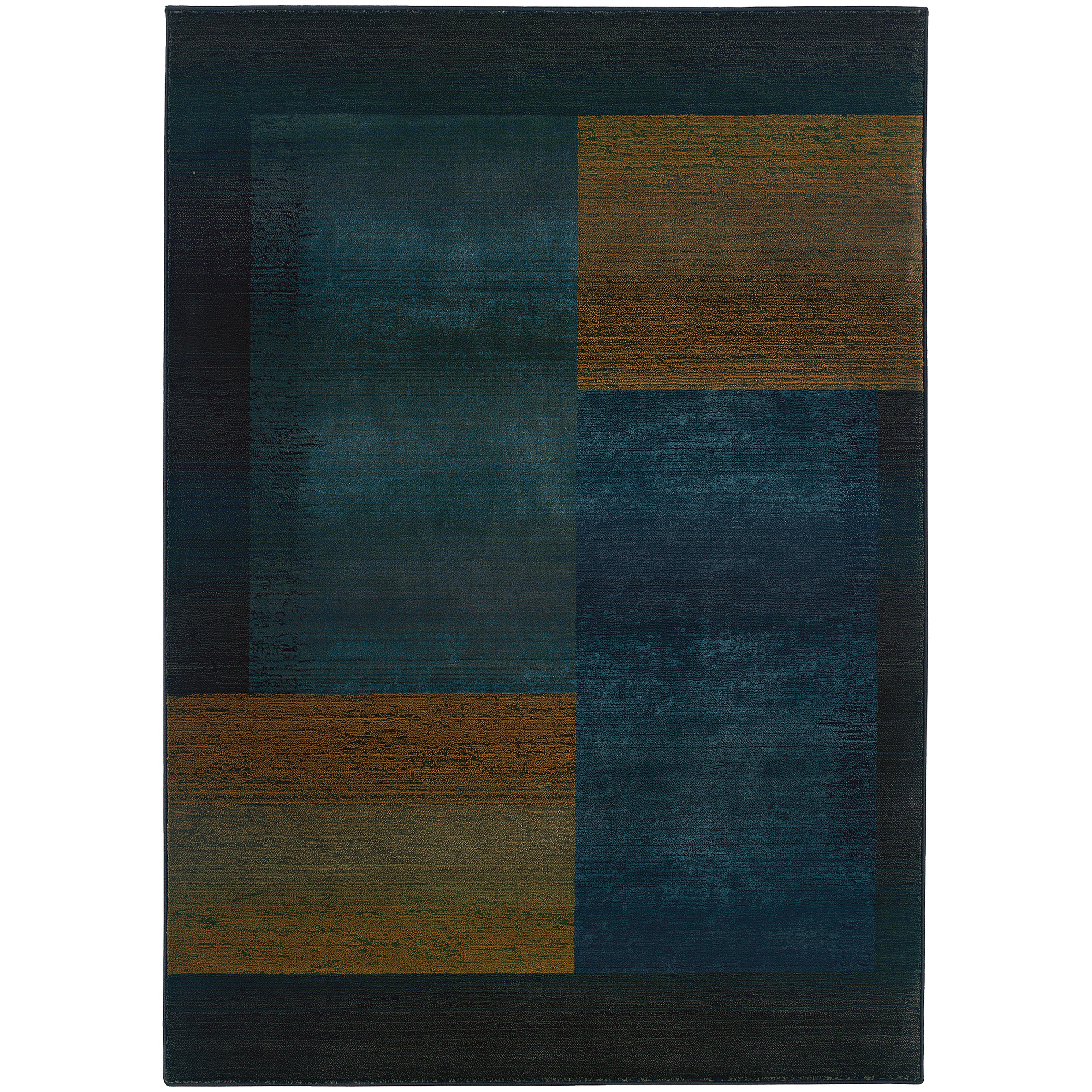 """Kharma Ii 7'10"""" X 11' Rug by Oriental Weavers at Novello Home Furnishings"""