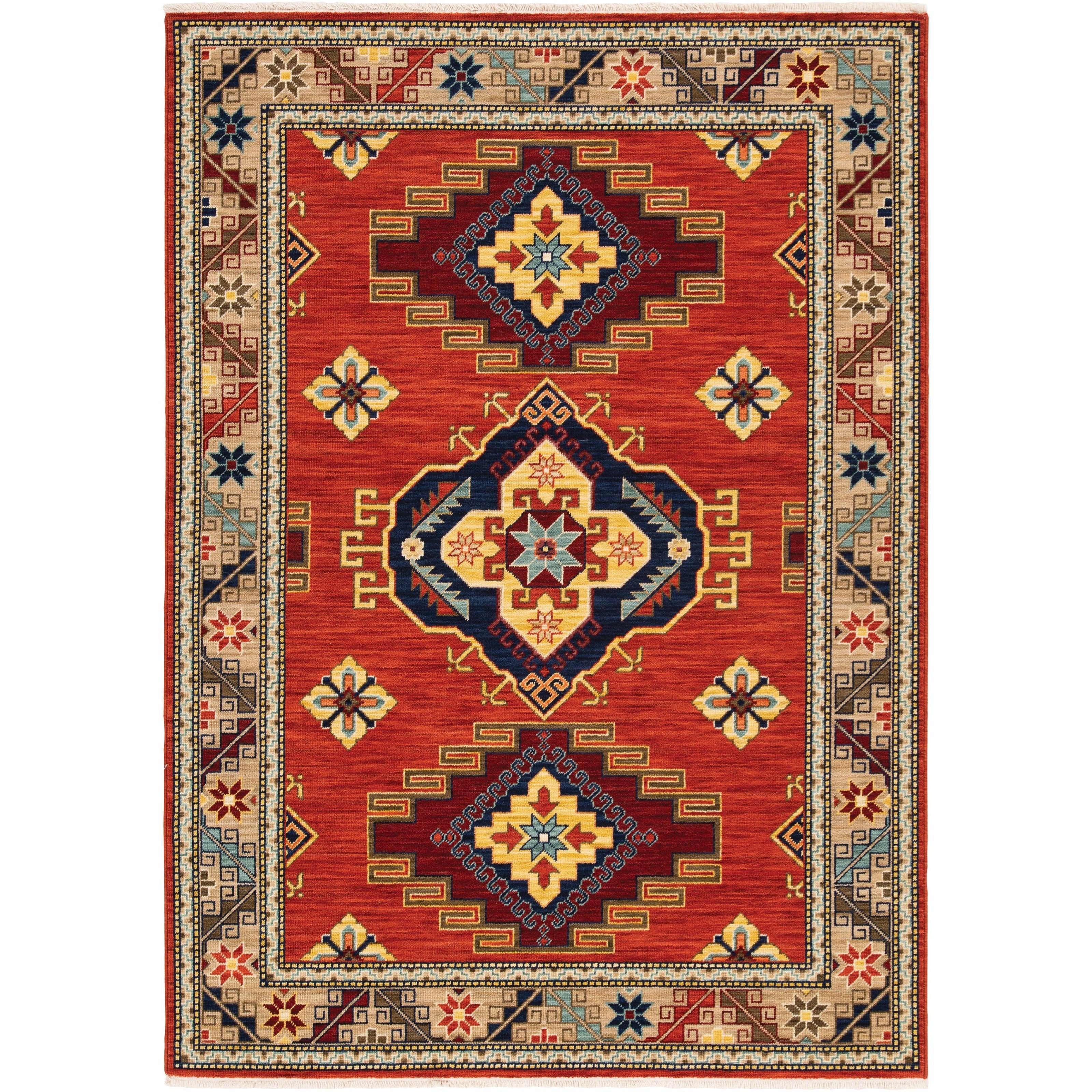 """Lilihan 2' 6"""" X 12' Runner Rug by Oriental Weavers at Steger's Furniture"""