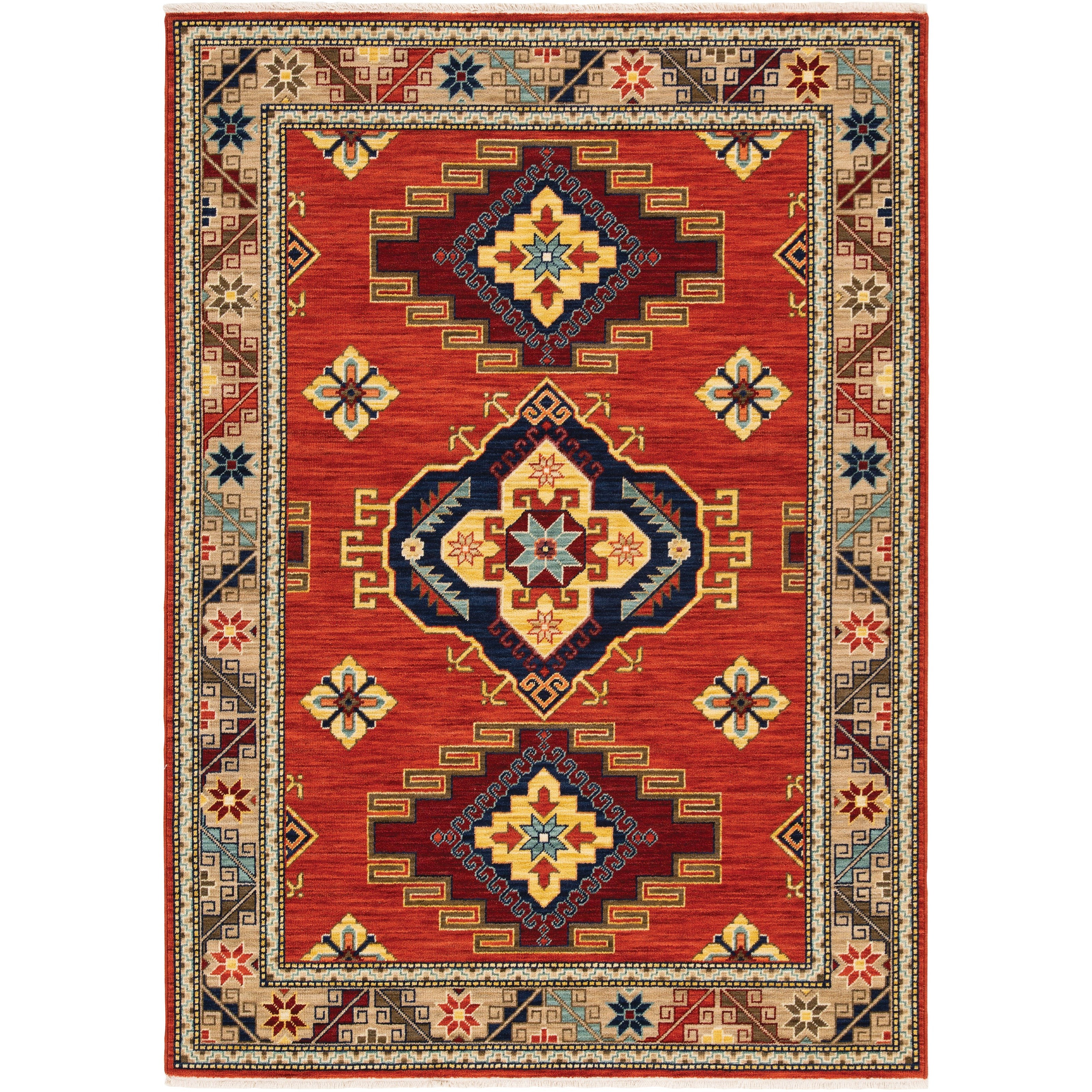 """Lilihan 7'10"""" X 10'10"""" Rectangle Rug by Oriental Weavers at Steger's Furniture"""