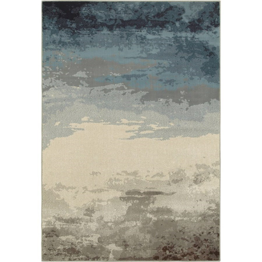 "Linden 5' 3"" X  7' 6"" Rectangle Rug by Oriental Weavers at HomeWorld Furniture"