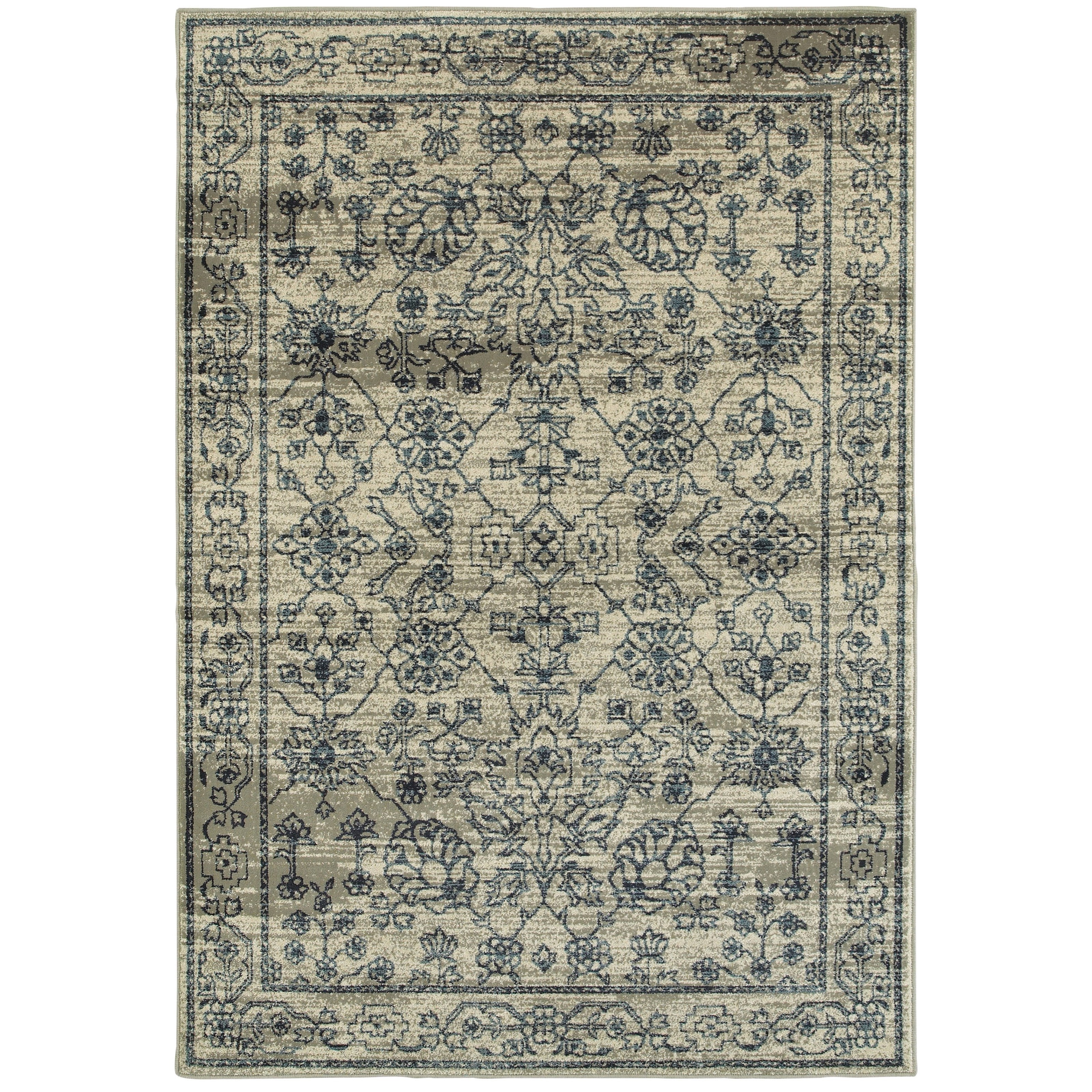 "Linden 6' 7"" X  9' 6"" Rectangle Rug by Oriental Weavers at Godby Home Furnishings"