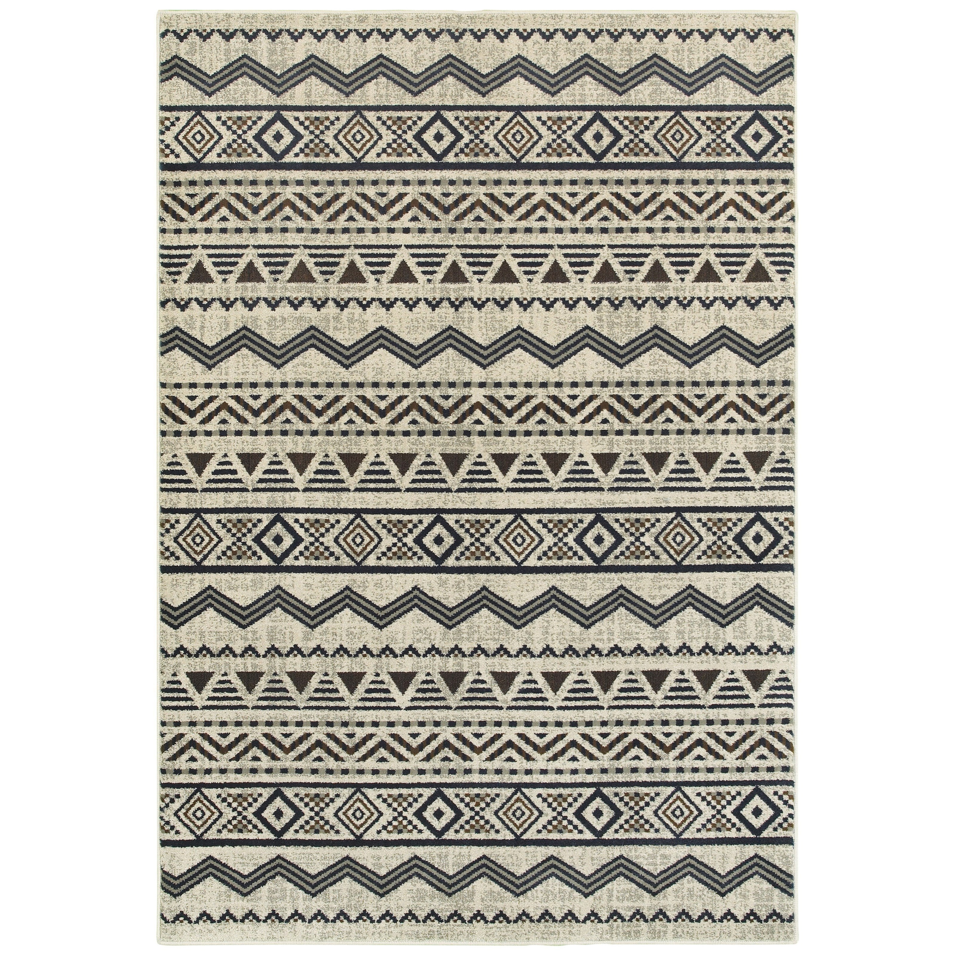 """Linden 9'10"""" X 12'10"""" Rectangle Rug by Oriental Weavers at Steger's Furniture"""