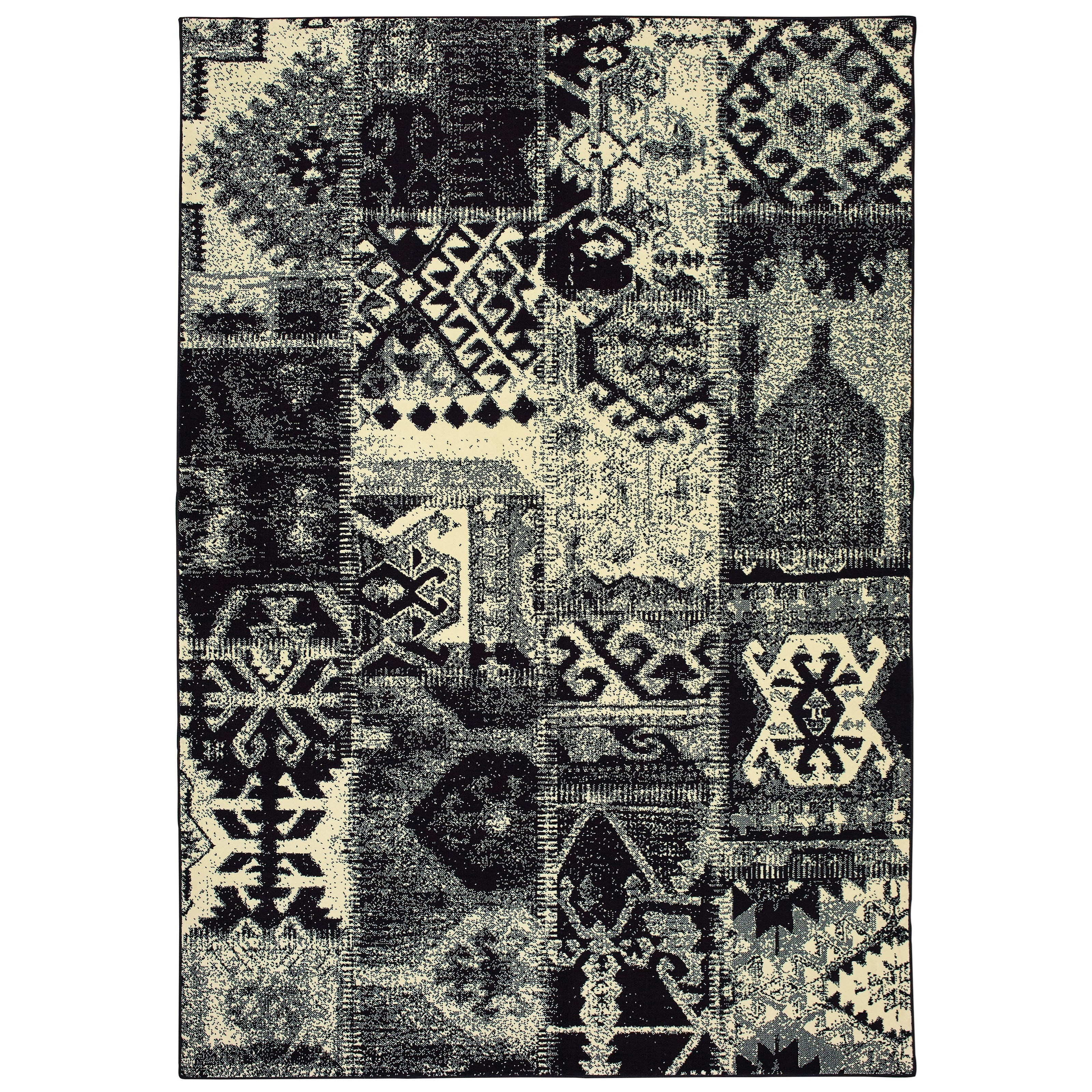 """Luna 3'10"""" X  5' 5"""" Rectangle Rug by Oriental Weavers at Godby Home Furnishings"""