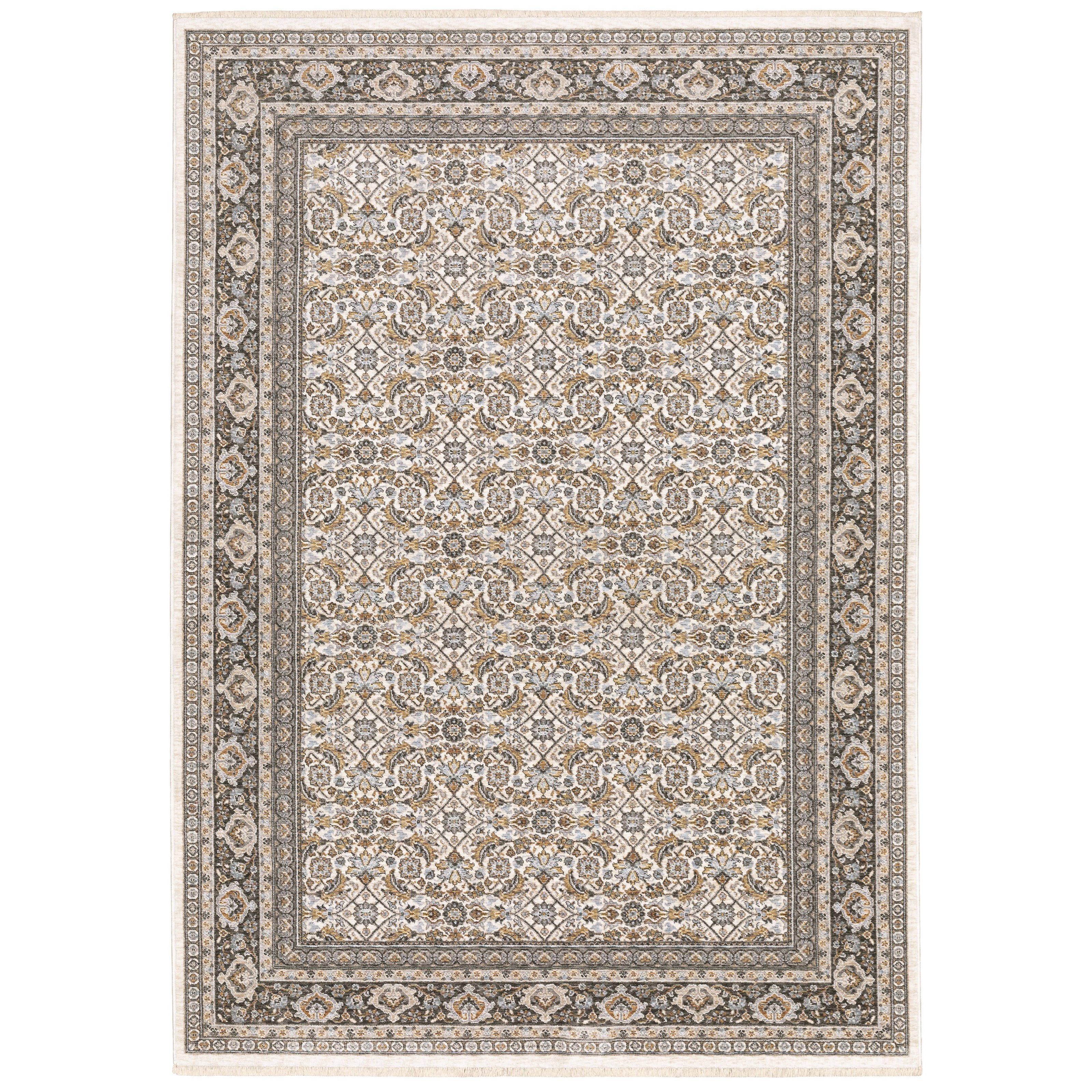 """Maharaja 9'10"""" X 12'10"""" Rectangle Rug by Oriental Weavers at Steger's Furniture"""