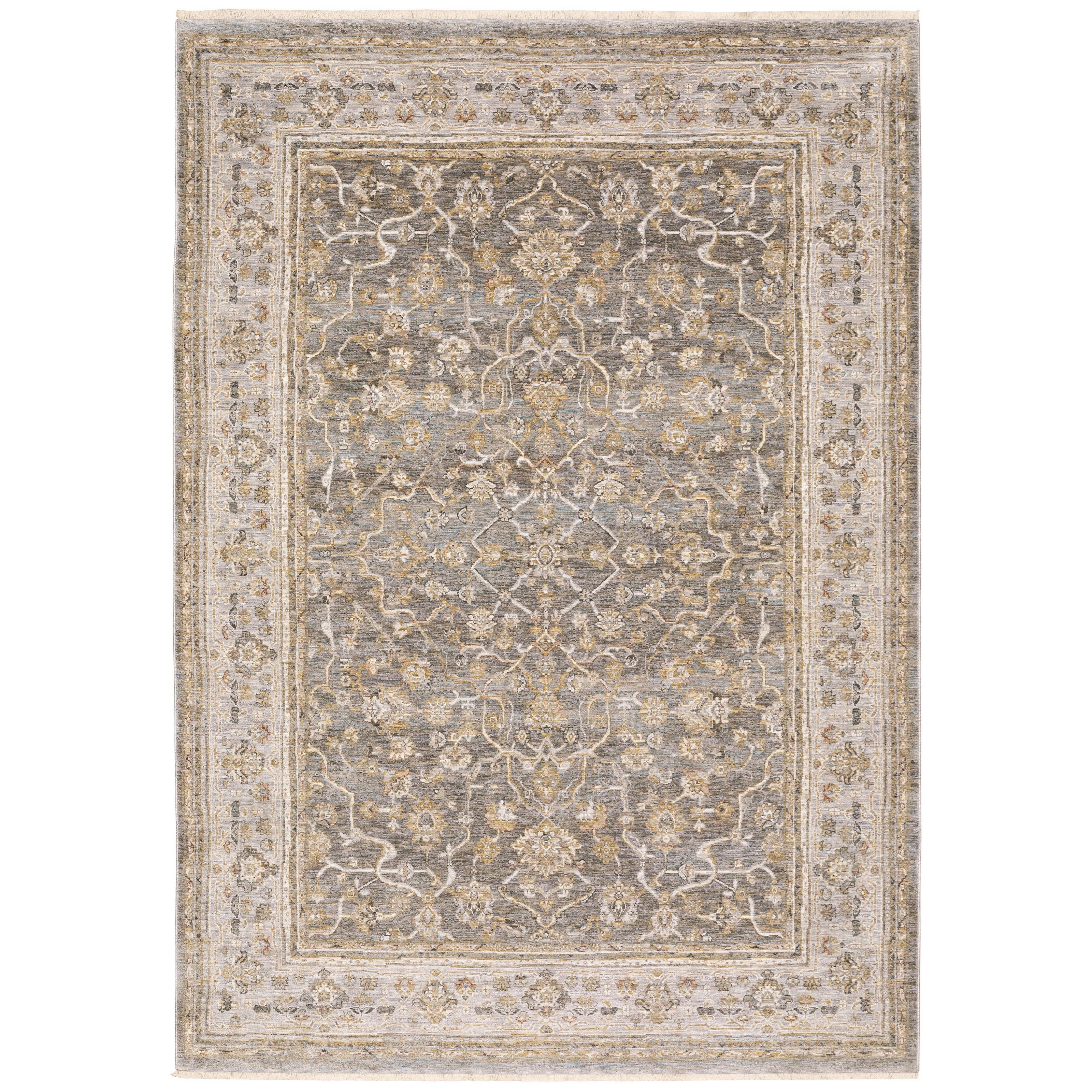 "Maharaja 9'10"" X 12'10"" Rectangle Rug by Oriental Weavers at Lucas Furniture & Mattress"