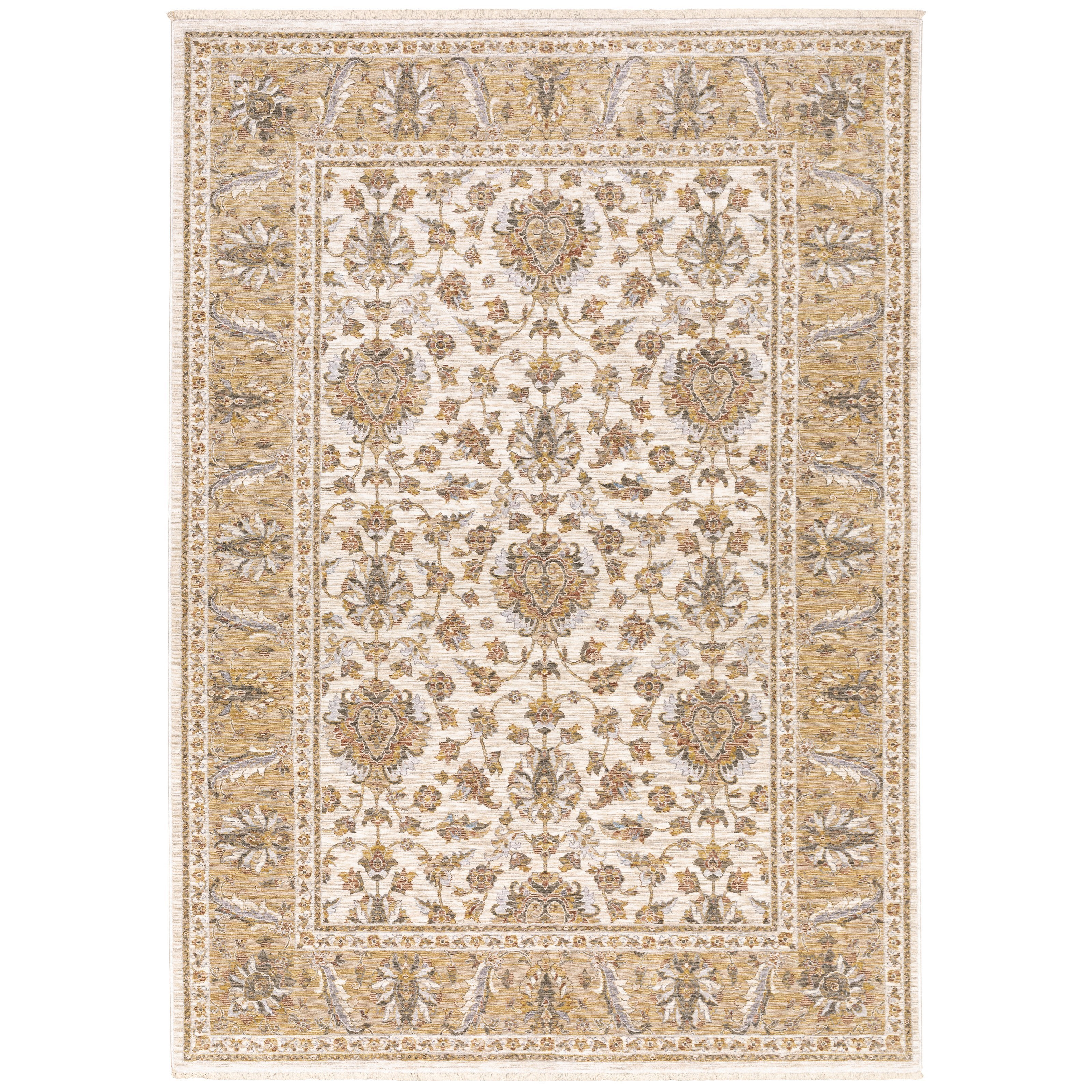 "Maharaja 6' 7"" X  9' 6"" Rectangle Rug by Oriental Weavers at Steger's Furniture"