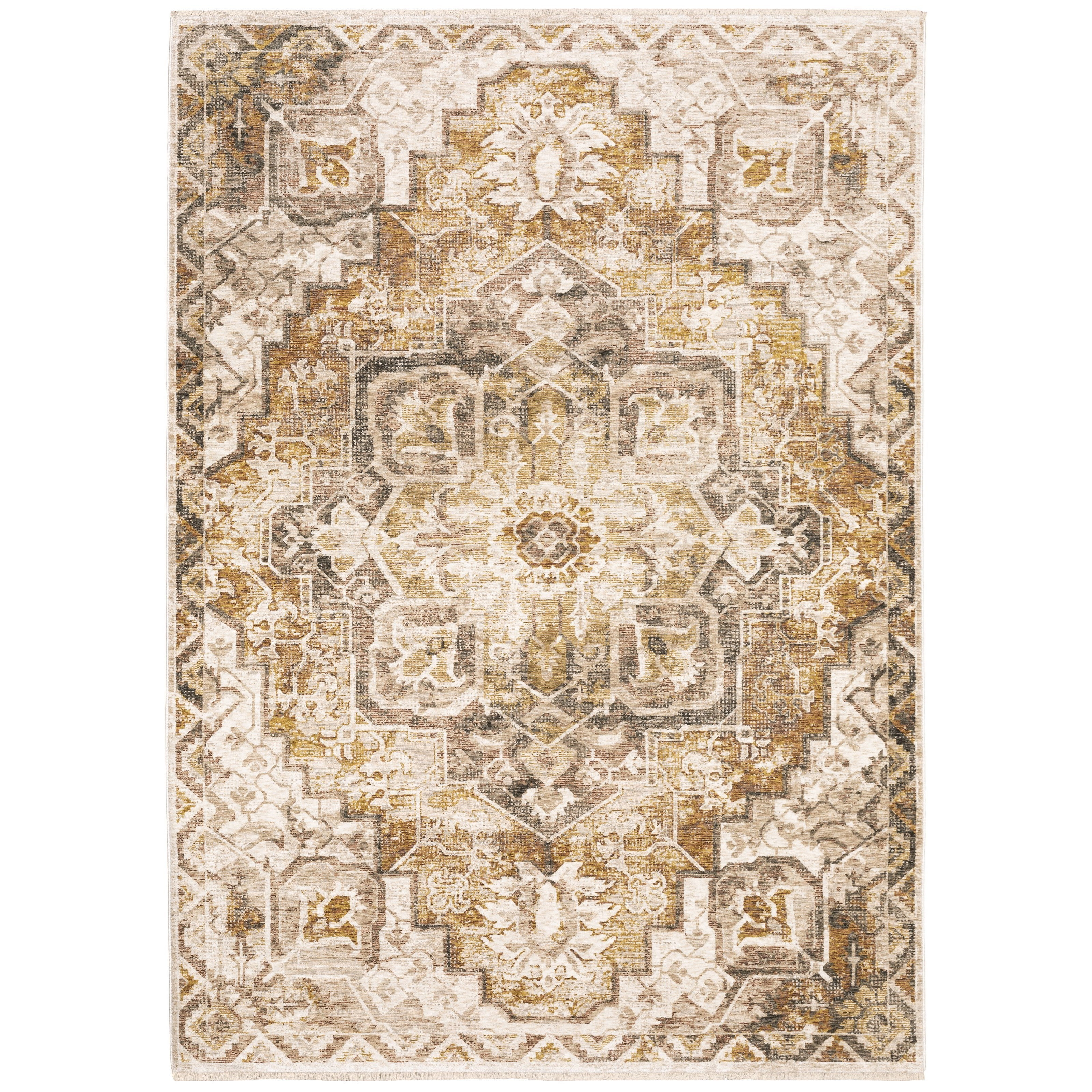 "Maharaja 7'10"" X 10'10"" Rectangle Rug by Oriental Weavers at Steger's Furniture"
