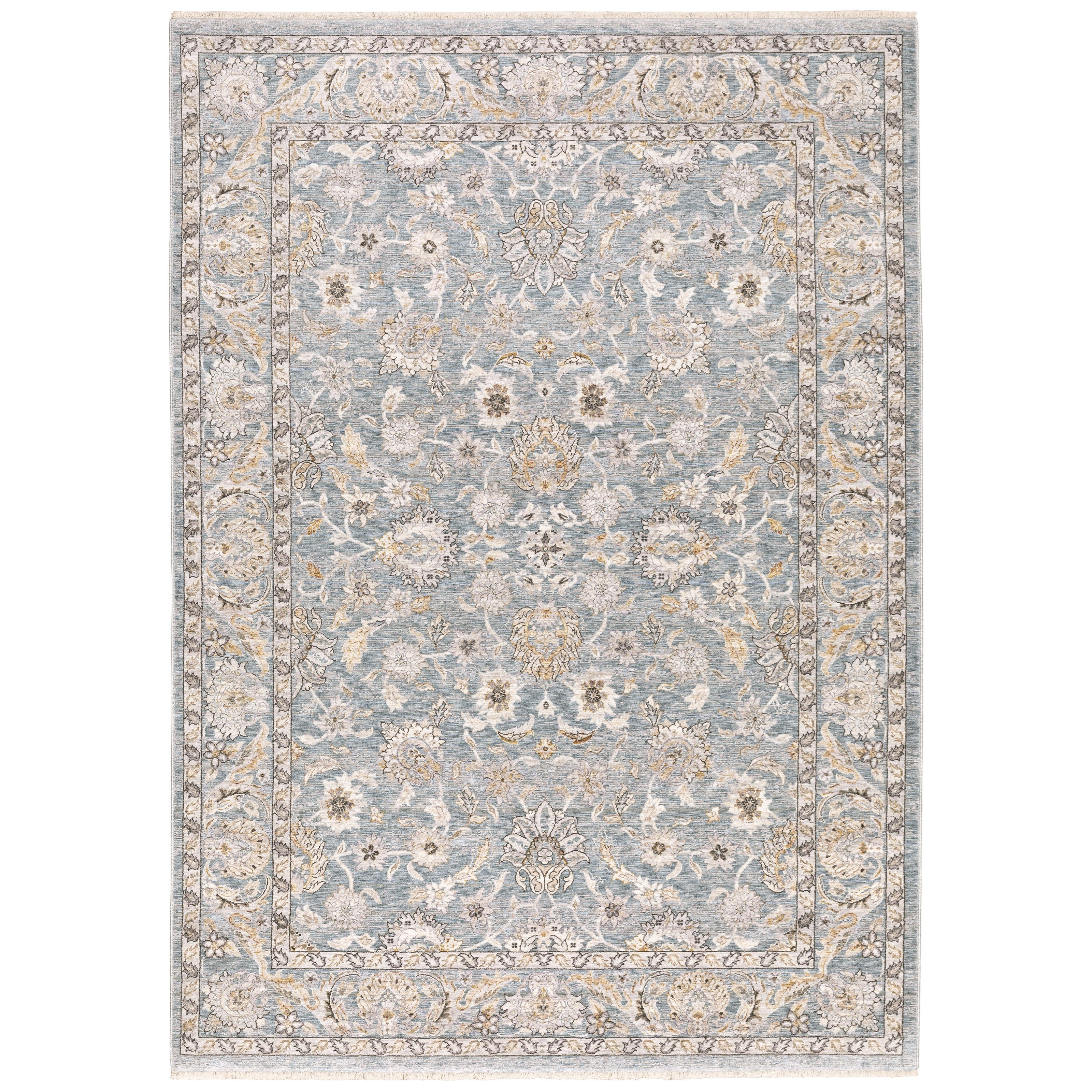 """Maharaja 6' 7"""" X  9' 6"""" Rectangle Rug by Oriental Weavers at Steger's Furniture"""
