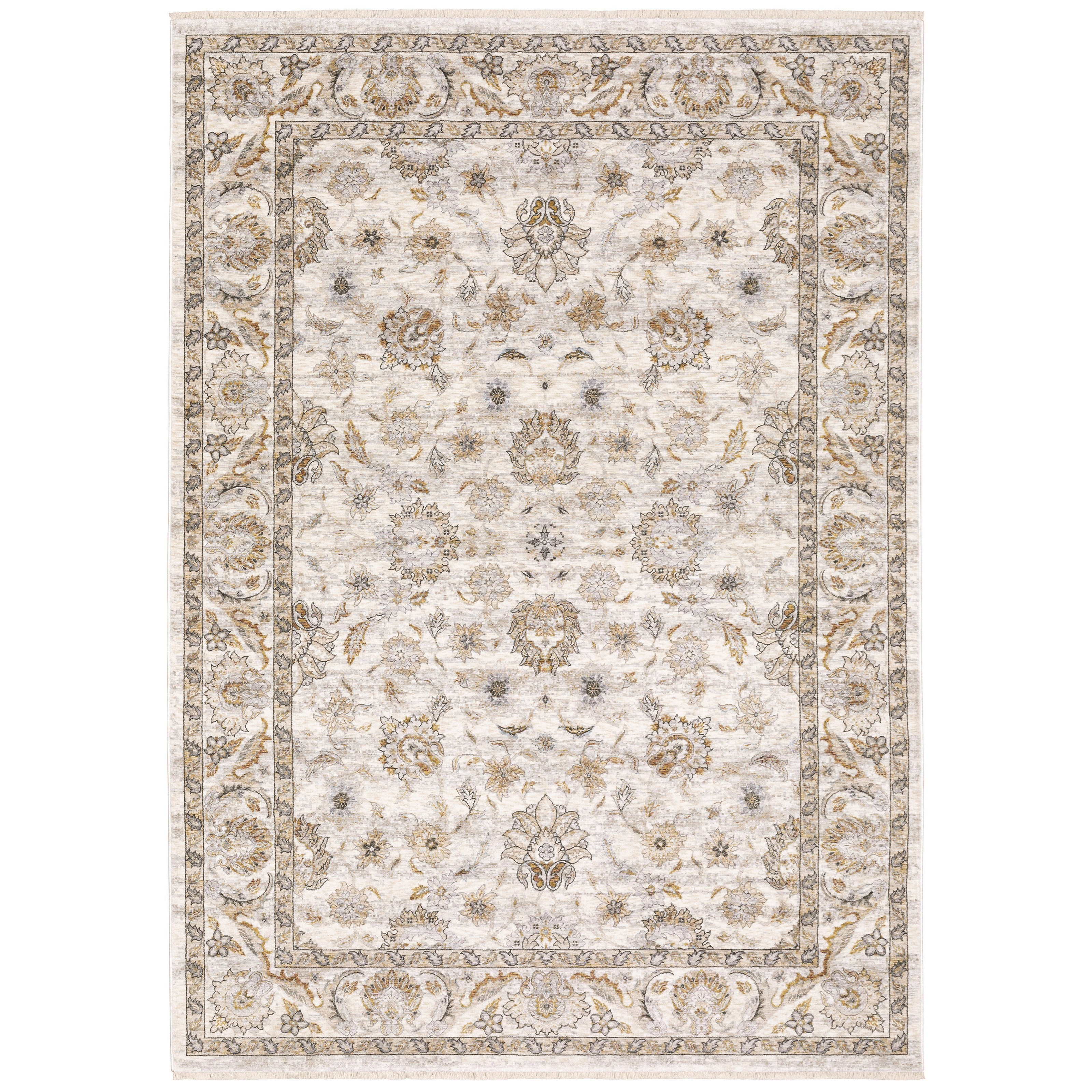 """Maharaja 5' 3"""" X  7' 6"""" Rectangle Rug by Oriental Weavers at Steger's Furniture"""