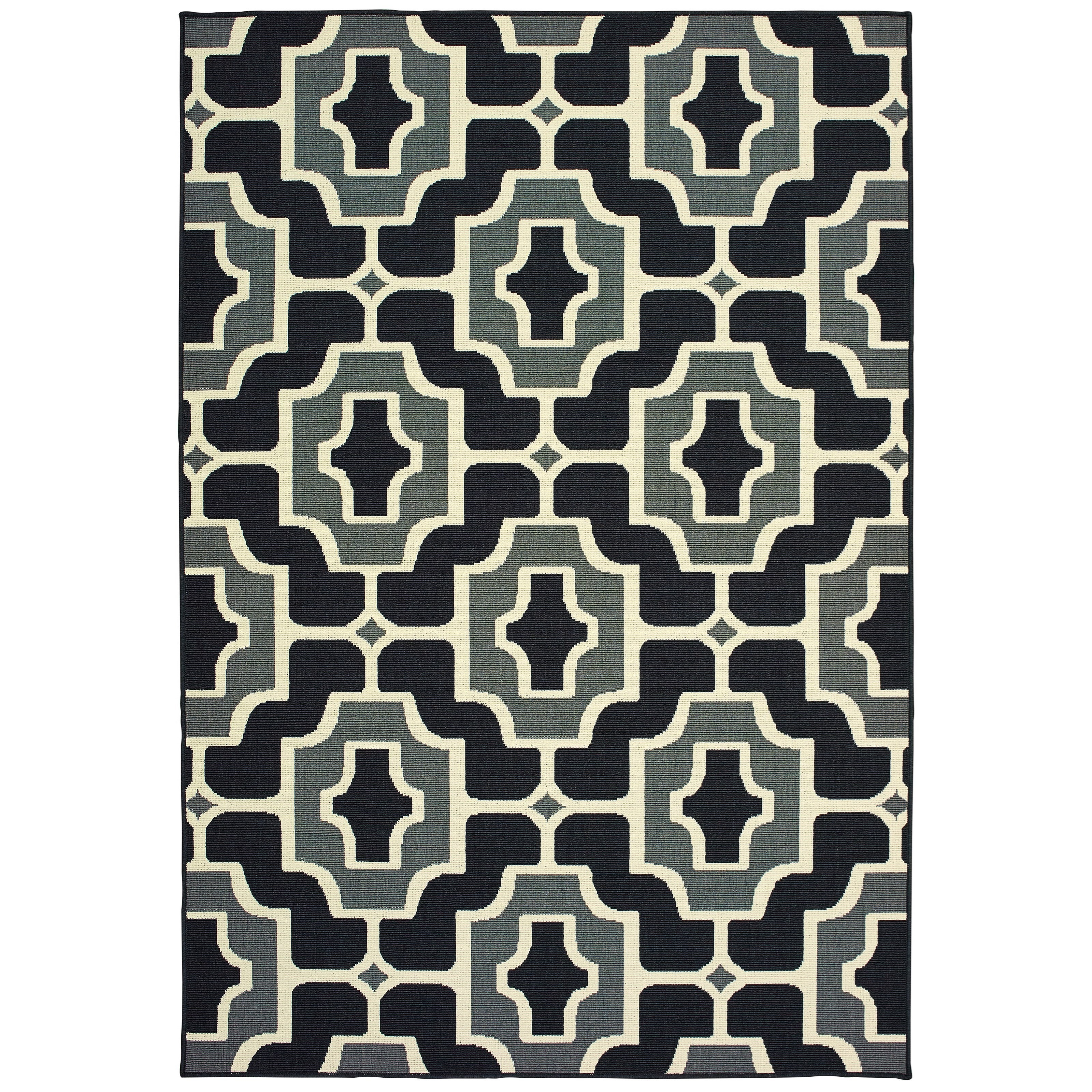 """Marina 5' 3"""" X  7' 6"""" Rectangle Rug by Oriental Weavers at Steger's Furniture"""