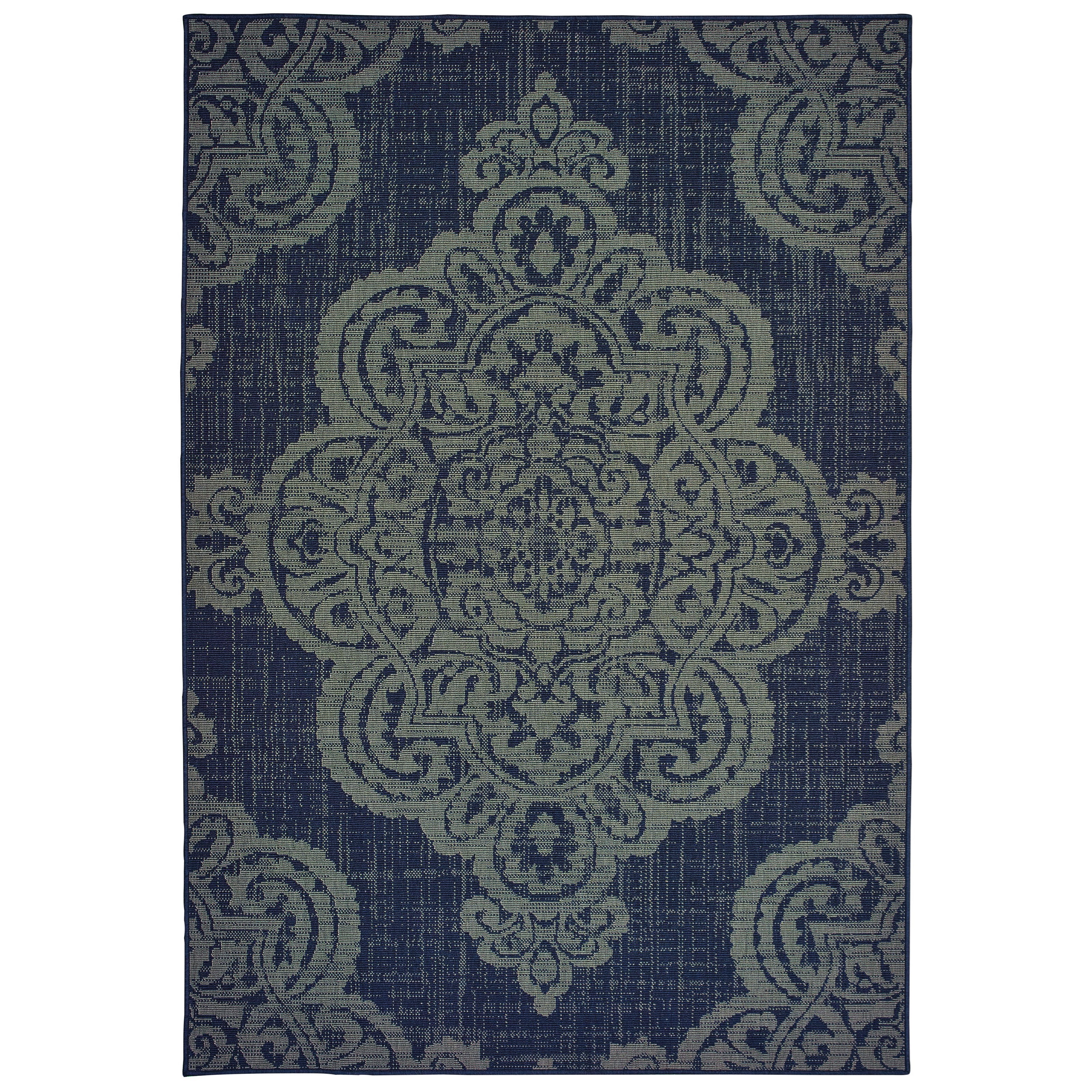 "Marina 5' 3"" X  7' 6"" Rectangle Rug by Oriental Weavers at Godby Home Furnishings"