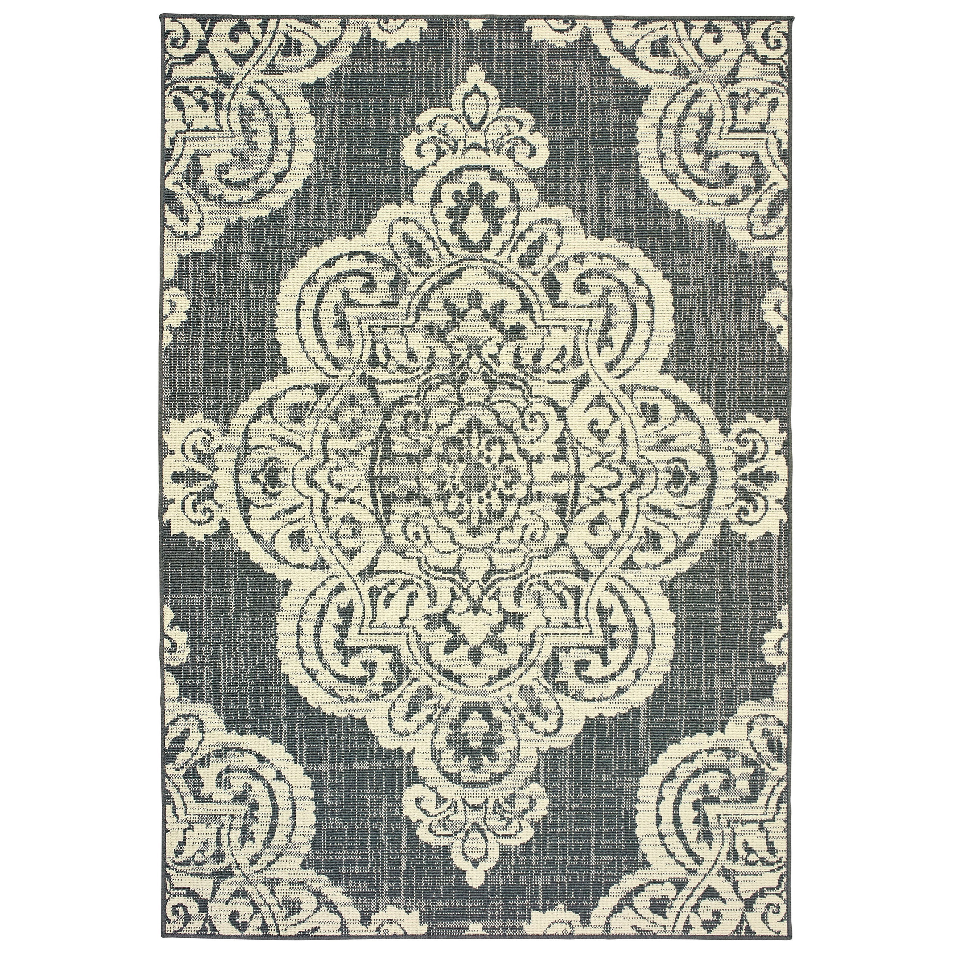 """Marina 5' 3"""" X  7' 6"""" Rectangle Rug by Oriental Weavers at Darvin Furniture"""