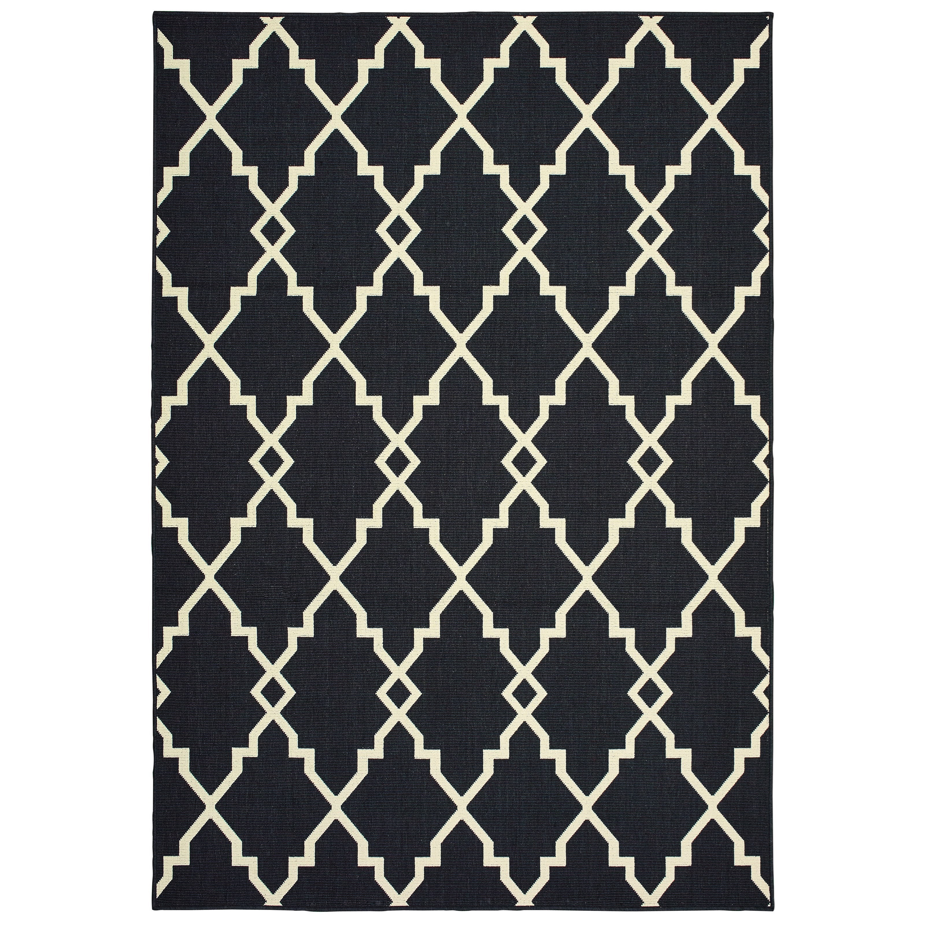 "Marina 7'10"" X 10'10"" Rectangle Rug by Oriental Weavers at Darvin Furniture"