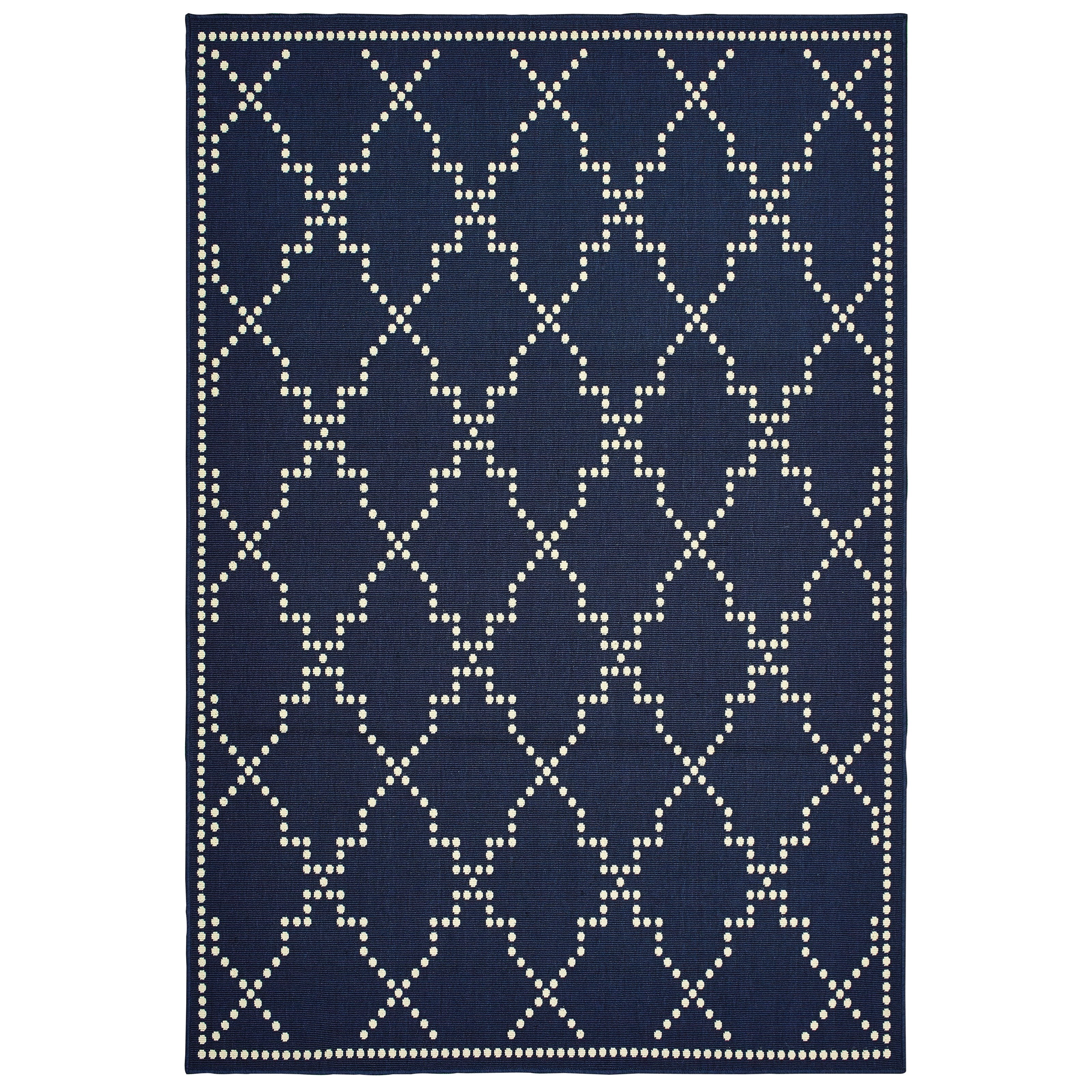 """Marina 6' 7"""" X  9' 6"""" Rectangle Rug by Oriental Weavers at Steger's Furniture"""