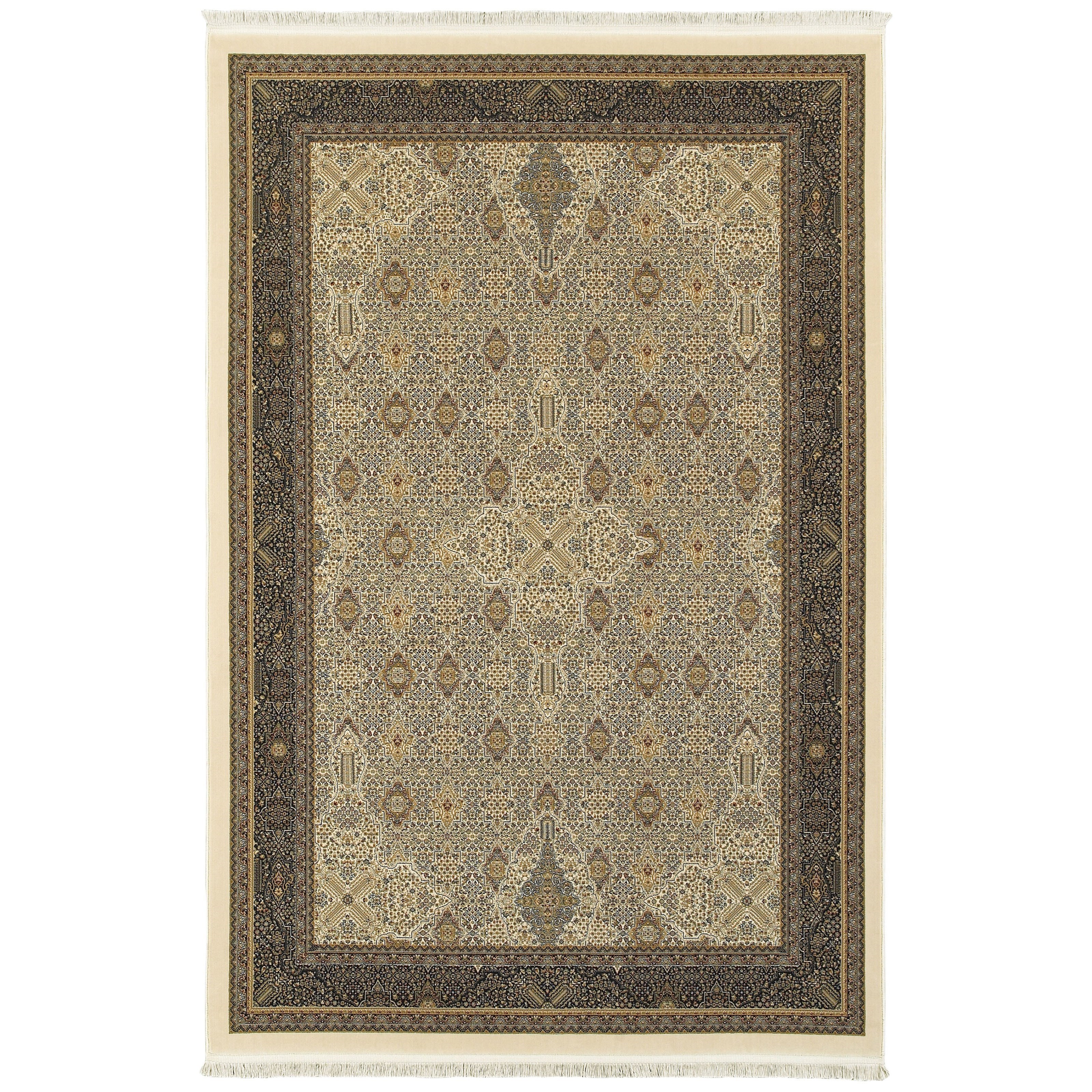 """Masterpiece 5' 3"""" X  7' 6"""" Rectangle Rug by Oriental Weavers at Darvin Furniture"""