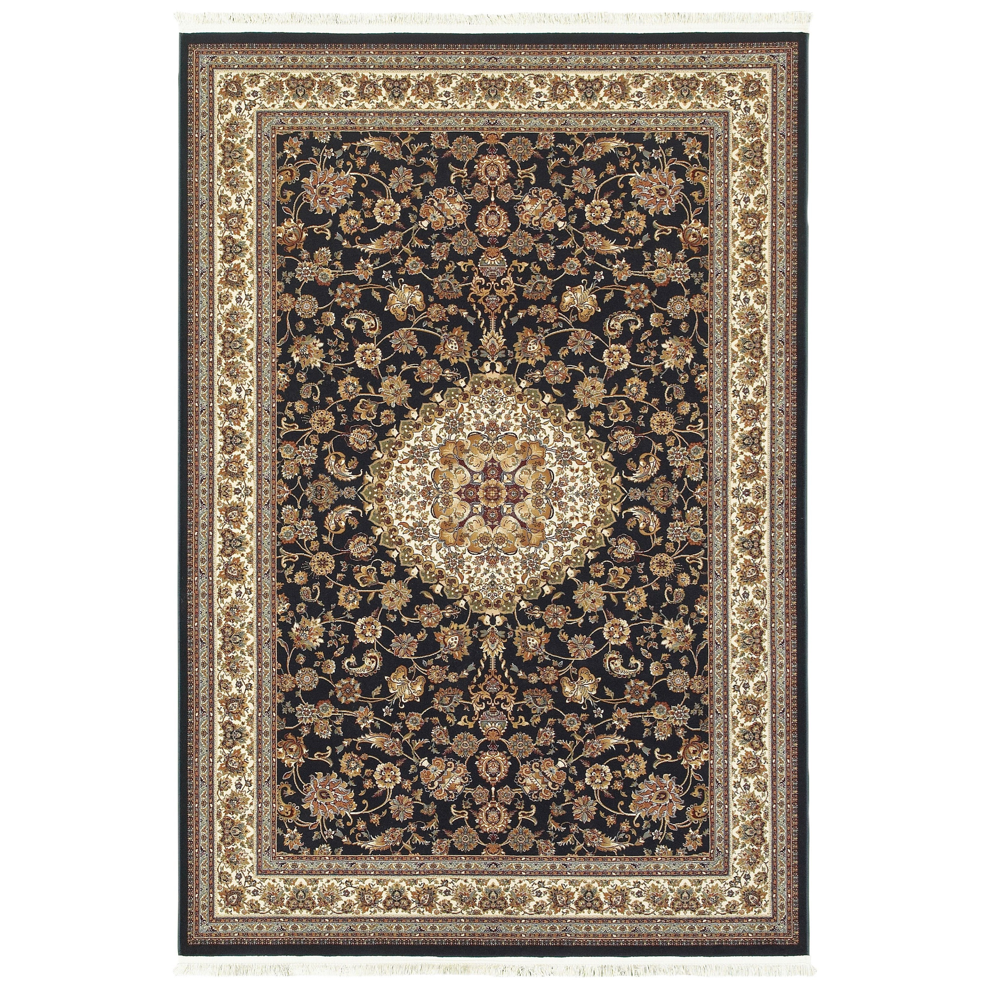 "Masterpiece 3'10"" X  5' 5"" Rectangle Rug by Oriental Weavers at Steger's Furniture"