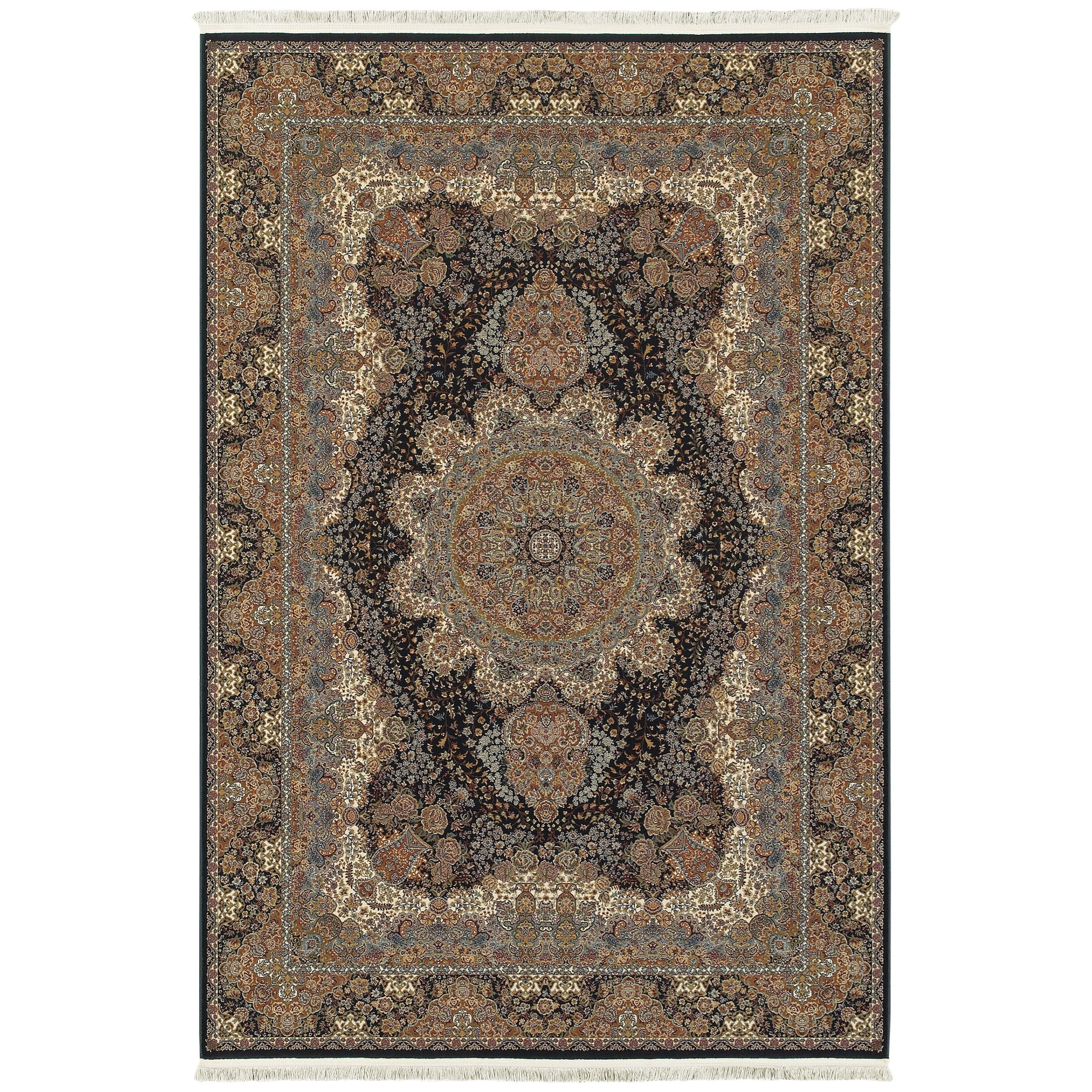 "Masterpiece 7'10"" X 10'10"" Rectangle Rug by Oriental Weavers at Steger's Furniture"