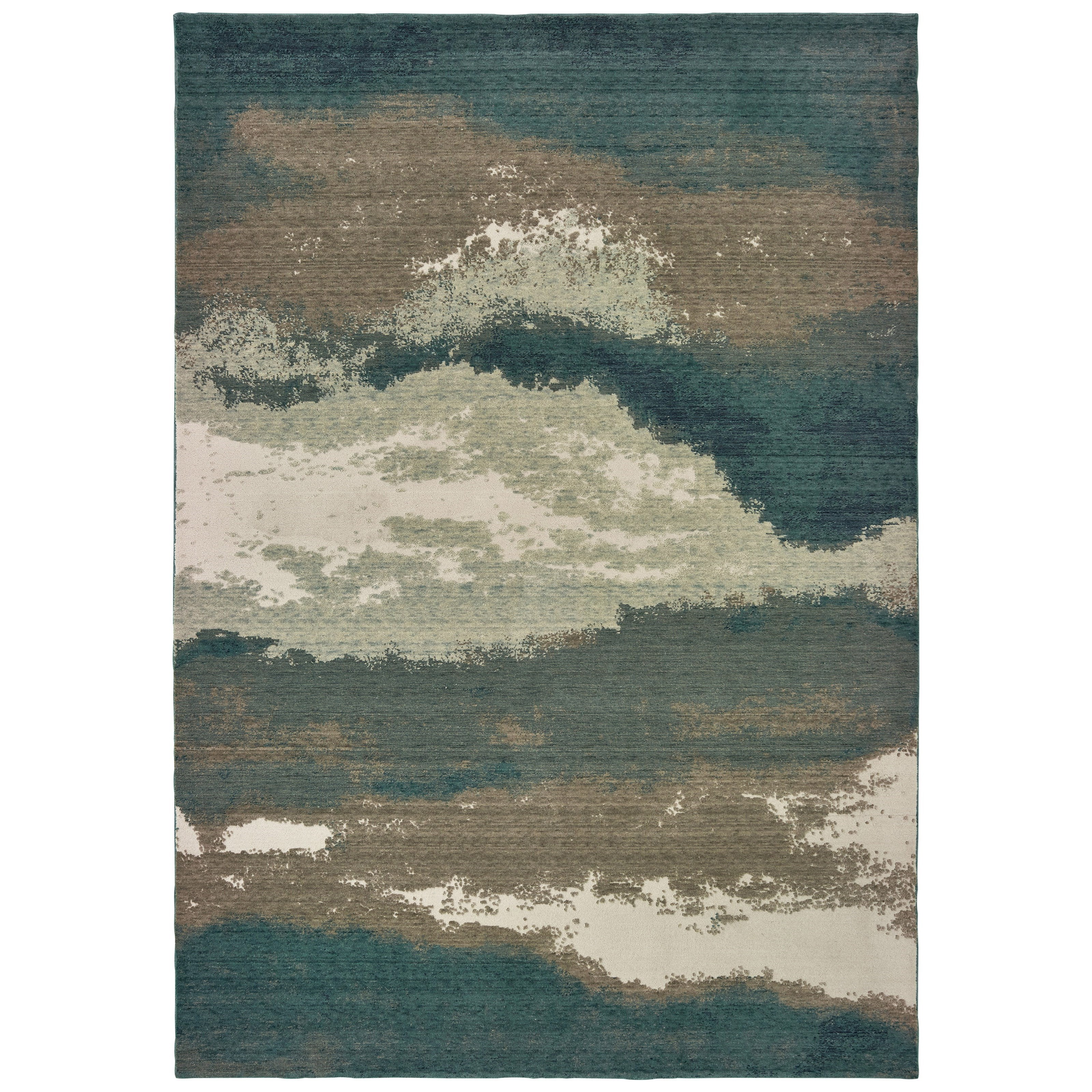 """Montage 6' 7"""" X  9' 6"""" Rectangle Rug by Oriental Weavers at Lucas Furniture & Mattress"""