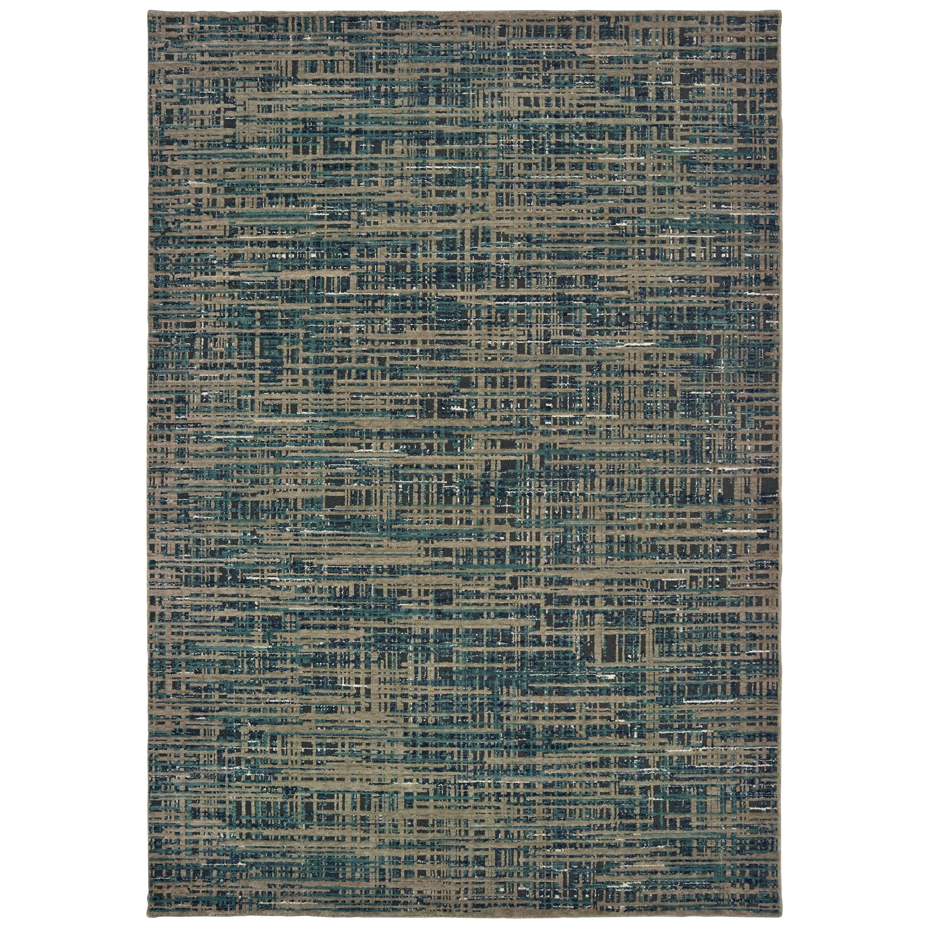 """Montage 3'10"""" X  5' 5"""" Rectangle Rug by Oriental Weavers at Steger's Furniture"""