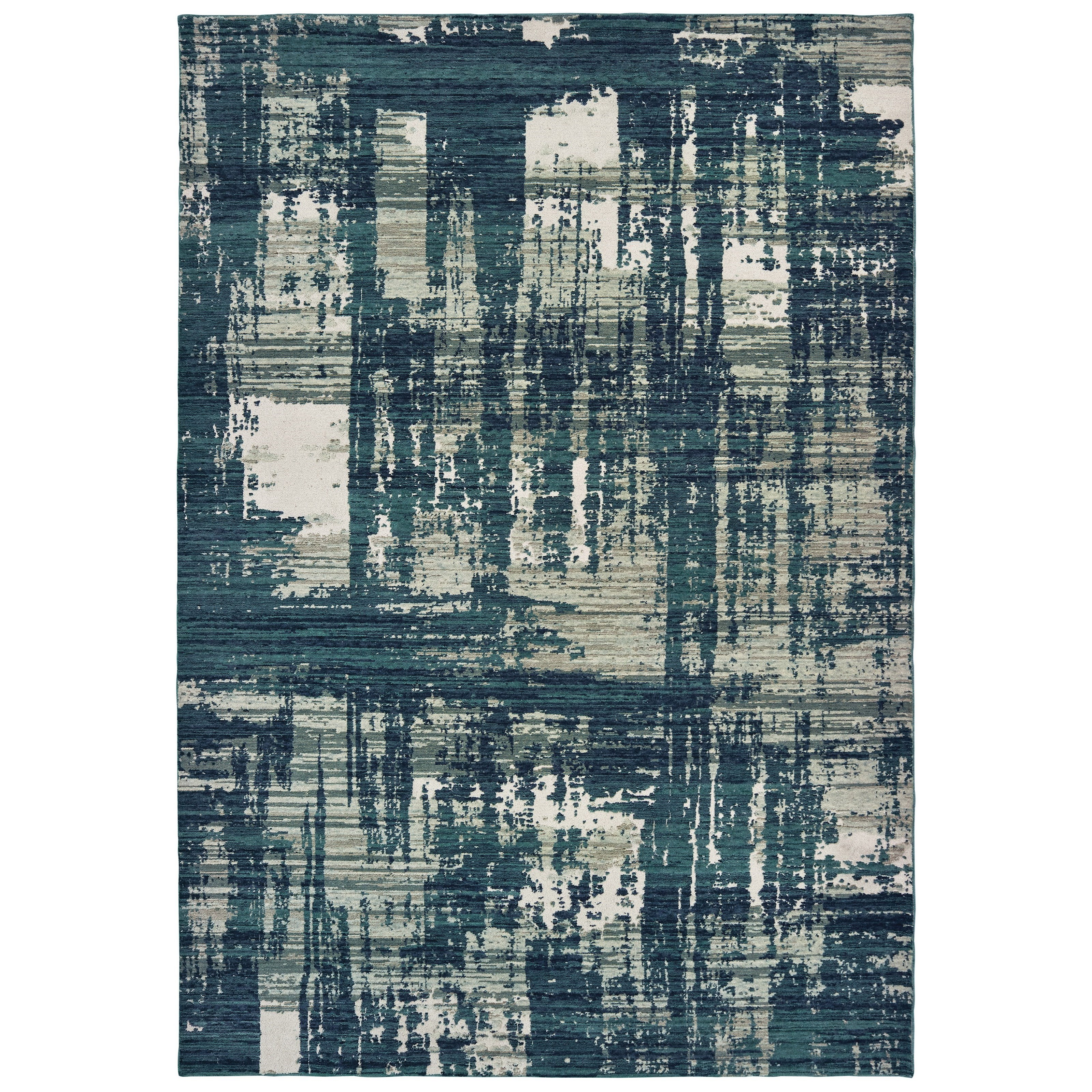 """Montage 6' 7"""" X  9' 6"""" Rectangle Rug by Oriental Weavers at Novello Home Furnishings"""