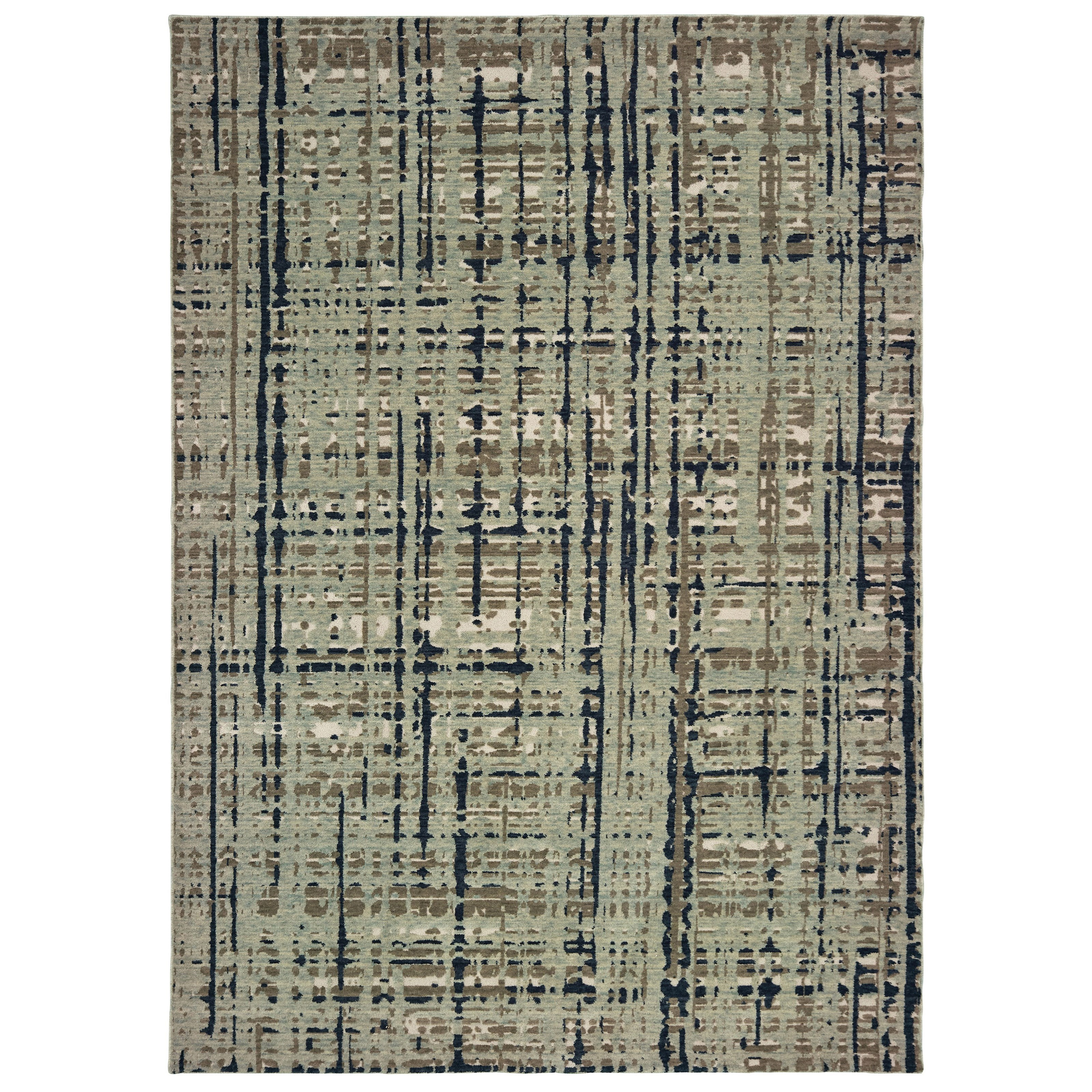 """Montage 3'10"""" X  5' 5"""" Rectangle Rug by Oriental Weavers at Furniture Superstore - Rochester, MN"""