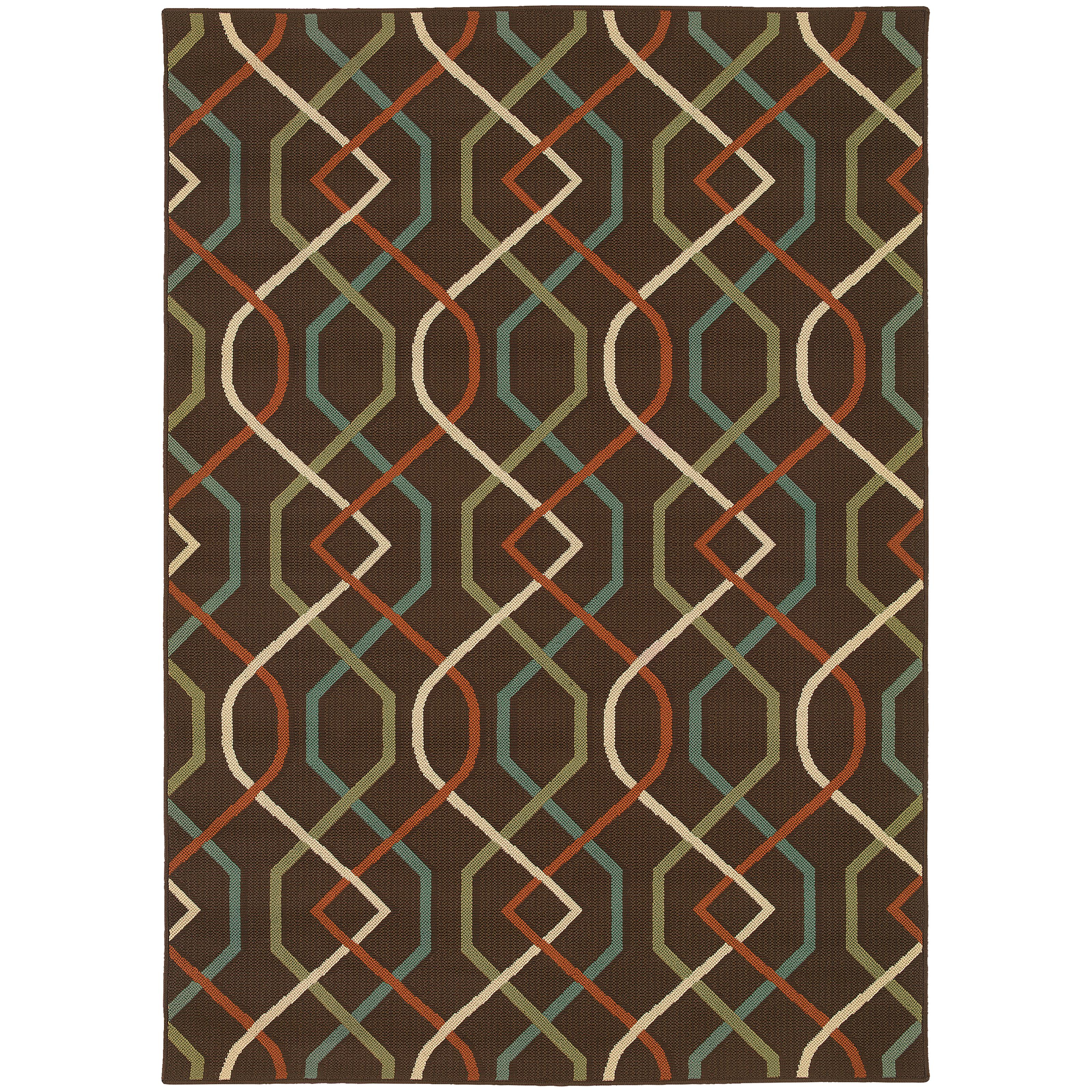 "Montego 3' 7"" X  5' 6"" Rug by Oriental Weavers at Godby Home Furnishings"
