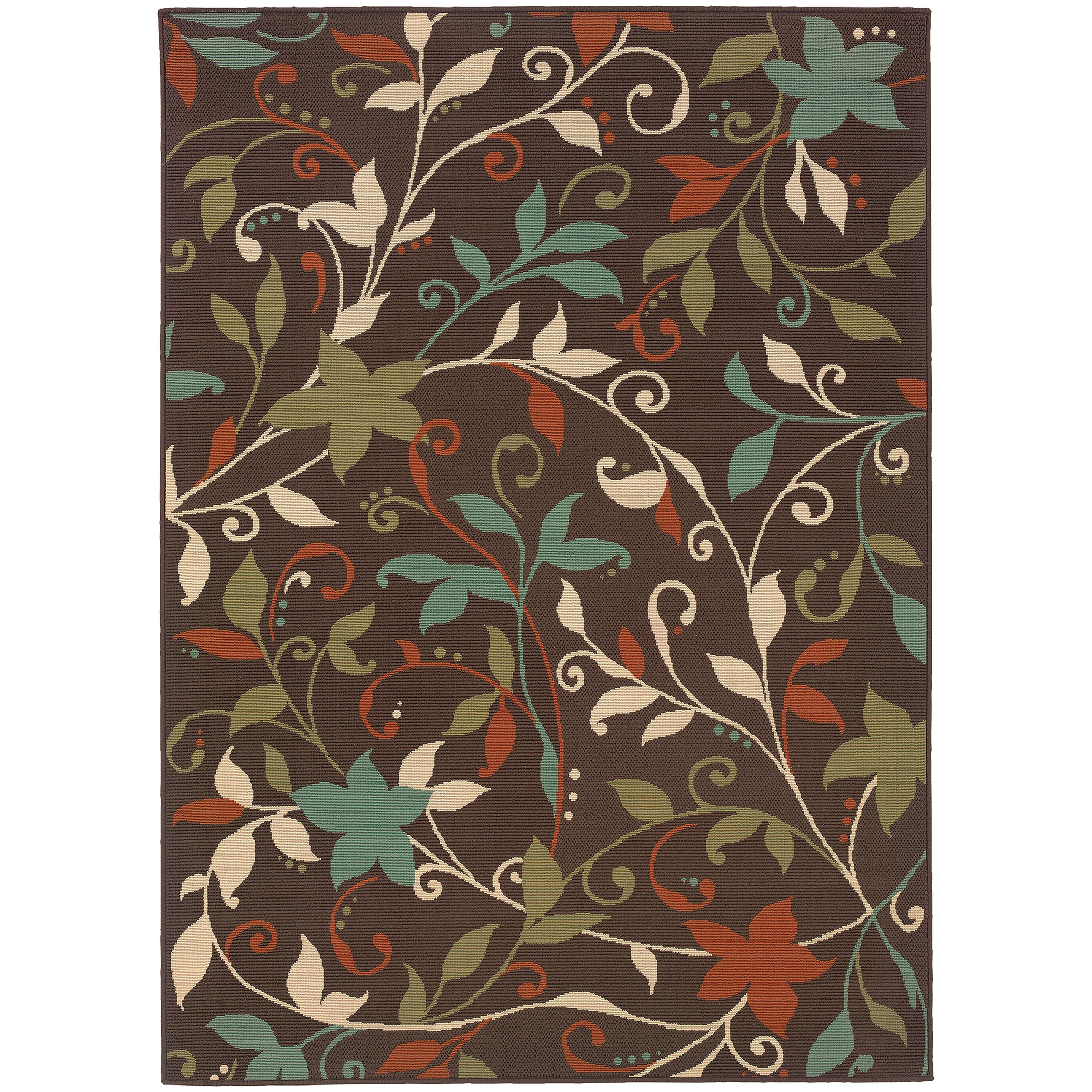 """Montego 7'10"""" X 10'10"""" Rug by Oriental Weavers at Steger's Furniture"""