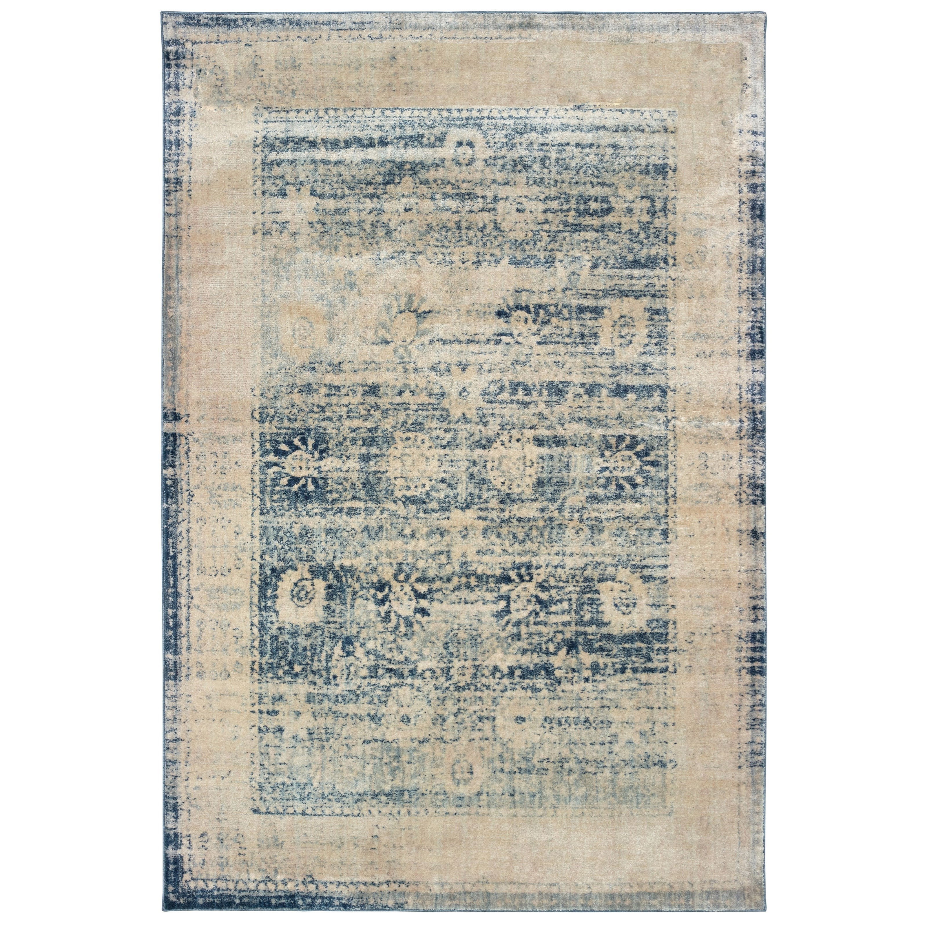 """Pandora 5' 3"""" X  7' 6"""" Rectangle Rug by Oriental Weavers at Steger's Furniture"""