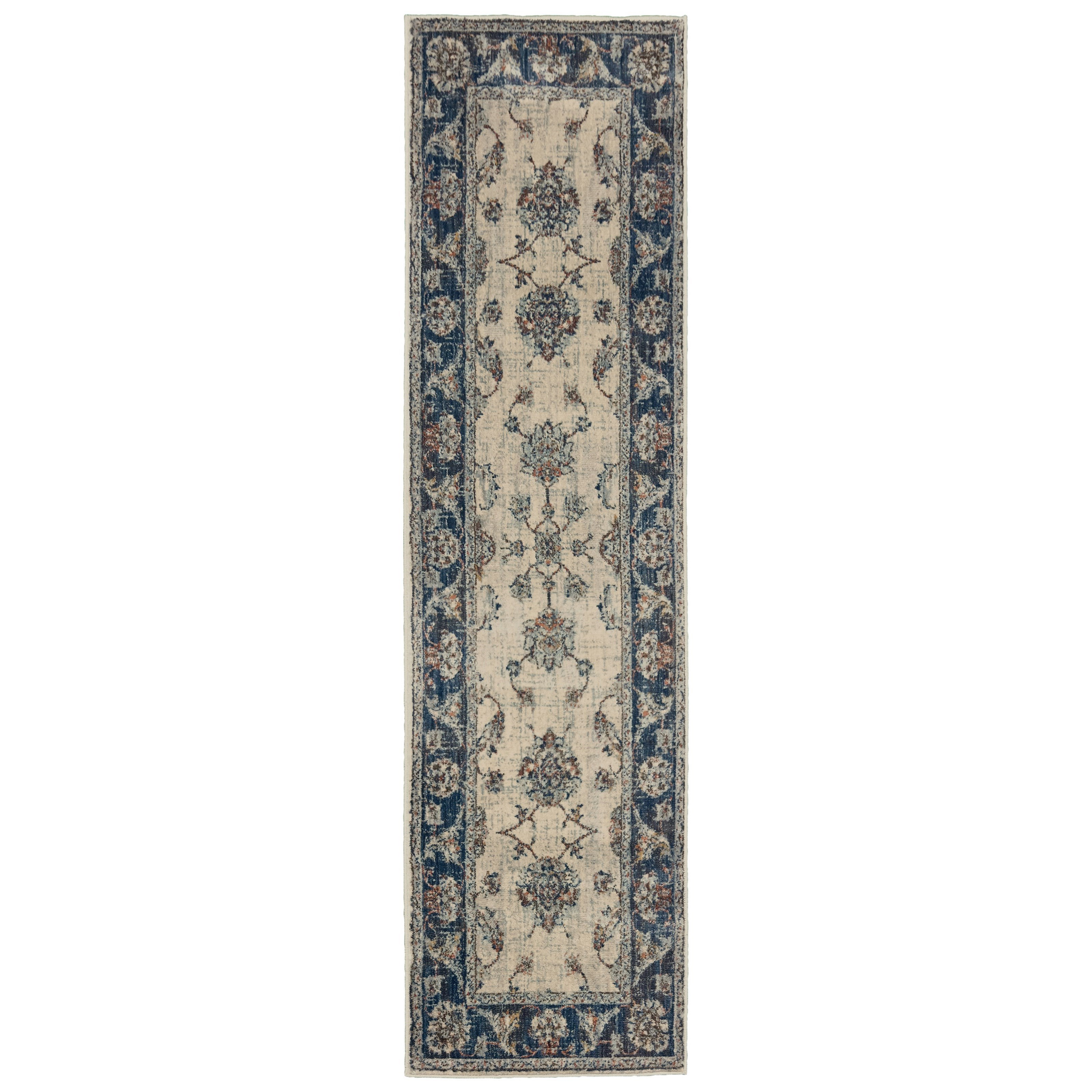 "Pandora 2' 3"" X  7' 6"" Runner Rug by Oriental Weavers at Furniture Superstore - Rochester, MN"